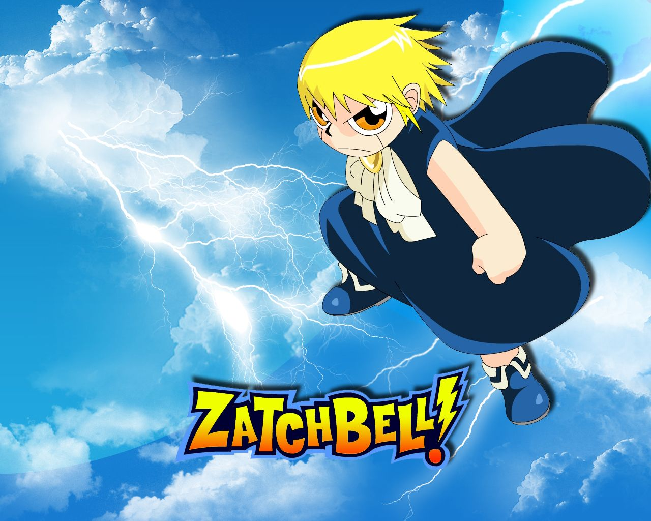 Zatch Bell In Hindi - 1280x1024 ...