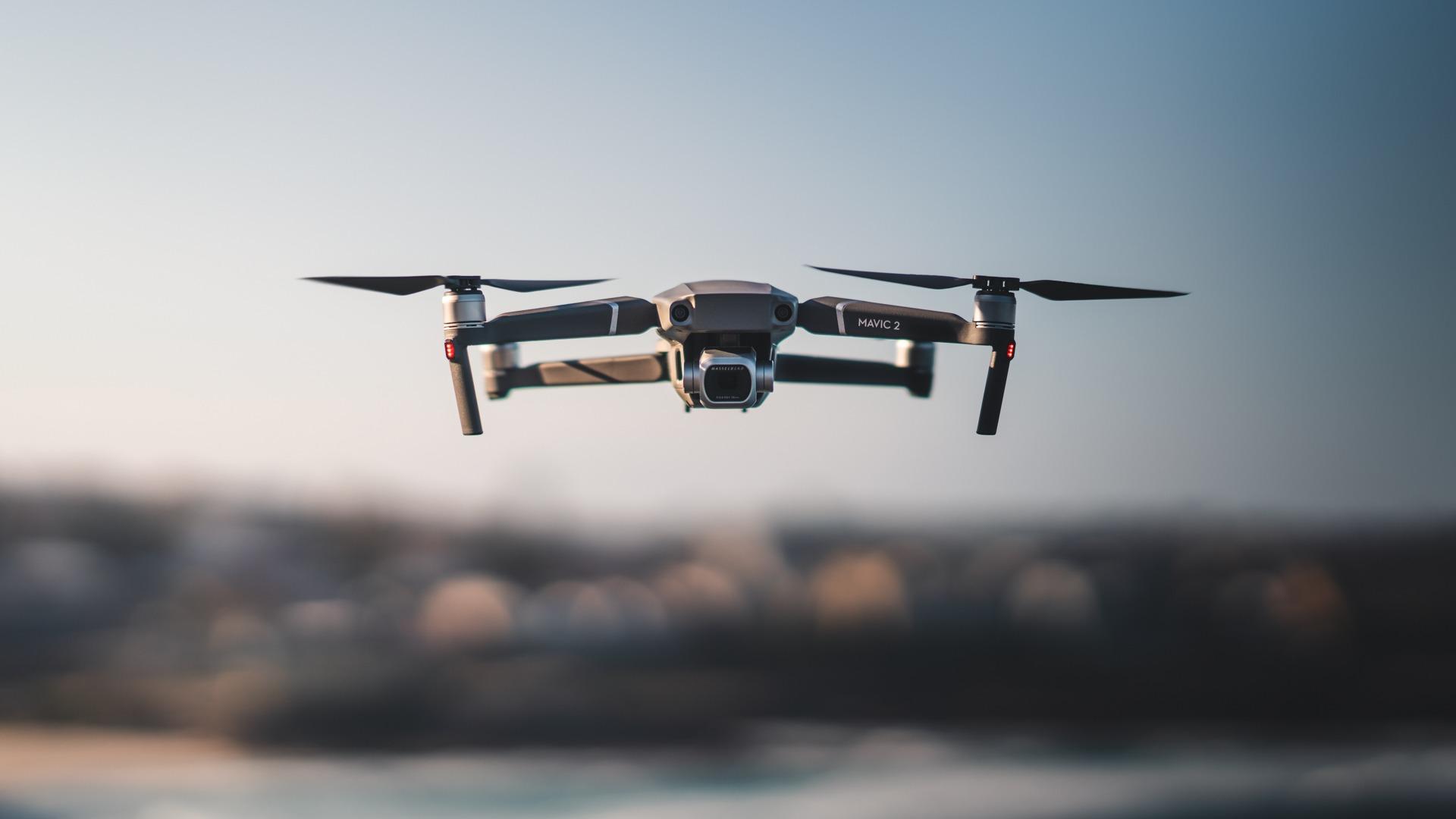 Drone Mavic Pro 2 - 1920x1080 - Download HD Wallpaper - WallpaperTip