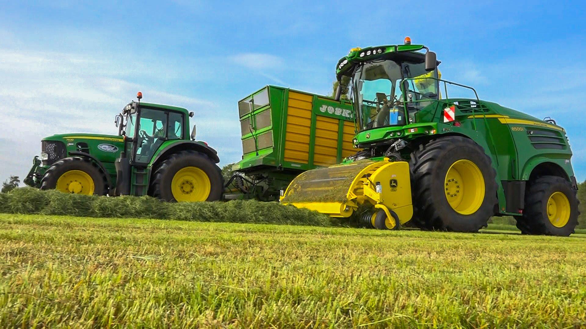 Tracteur Fond D Ecran John Deere Hd 1920x1080 Wallpapertip