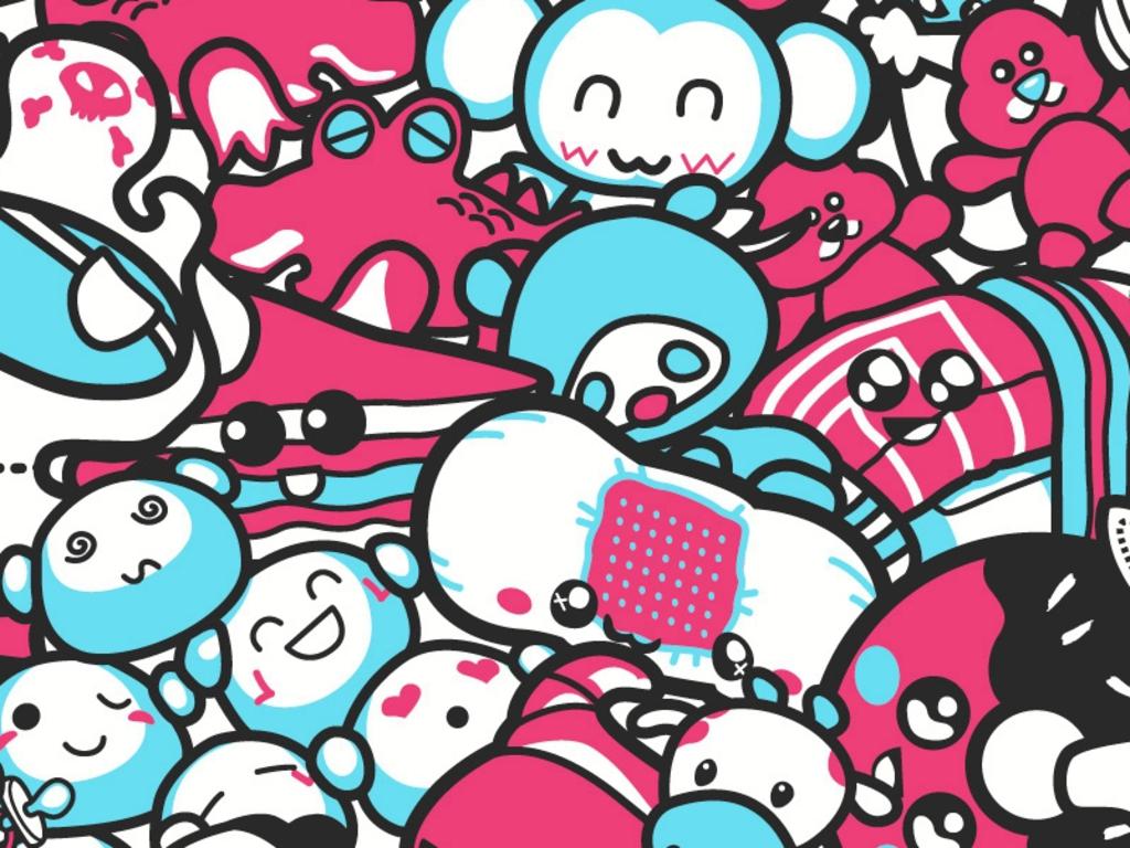 Gambar Yang Bagus Buat Wallpaper Gudang Wallpaper - Cute Backgrounds -  1024x768 - Download HD Wallpaper - WallpaperTip