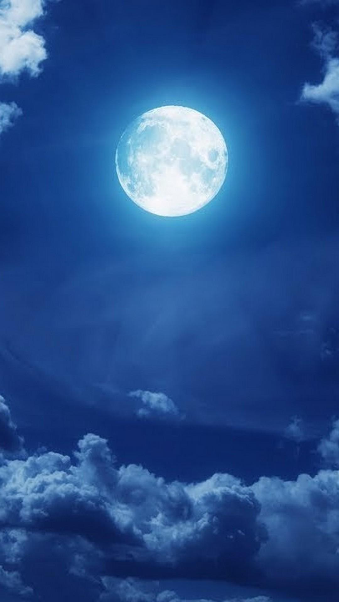 月のhd写真のダウンロード 青いアンドロイドの壁紙 1080x19 Wallpapertip