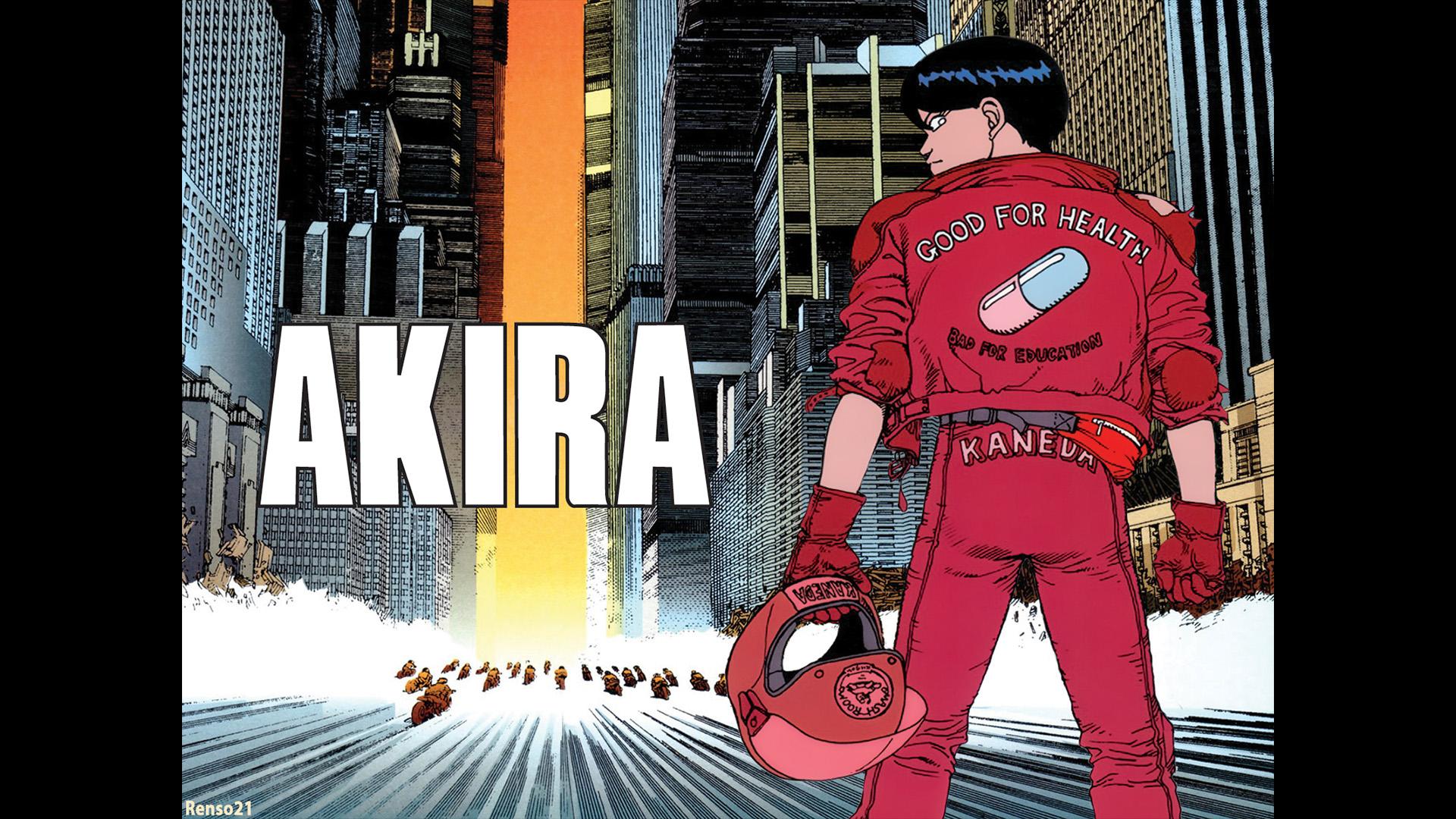 Akira 19x1080 Download Hd Wallpaper Wallpapertip
