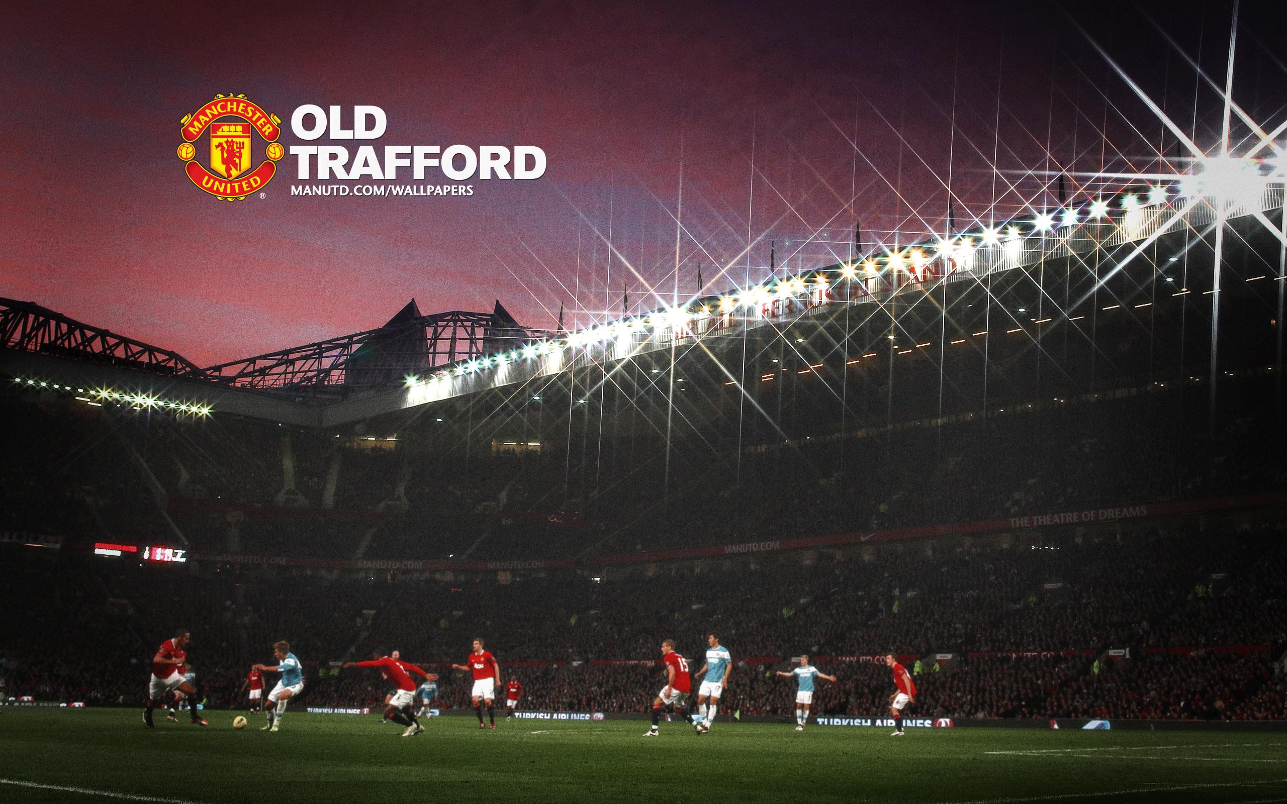 Man Utd Wallpaper Old Trafford 2560x1600 Download Hd Wallpaper Wallpapertip
