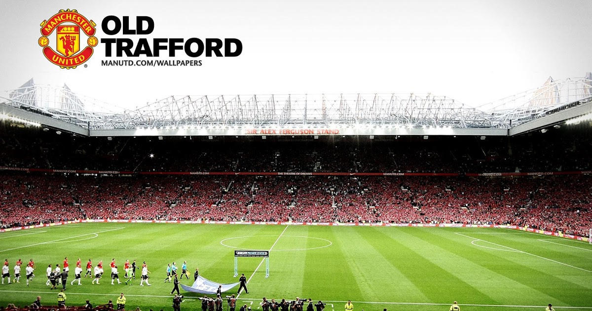 Old Trafford Stadium Wallpaper Manchester United 1200x630 Download Hd Wallpaper Wallpapertip
