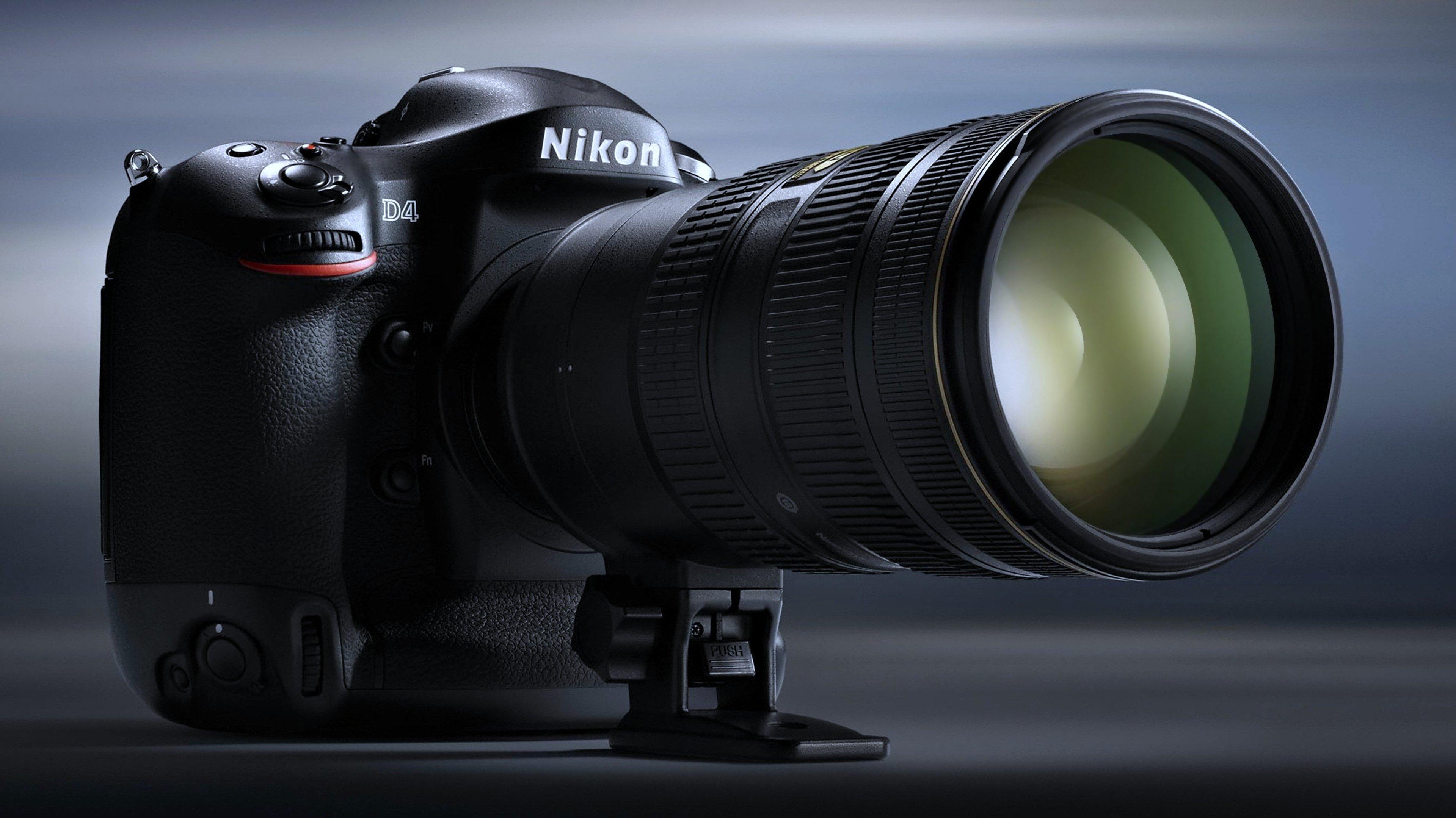 Nikon D4 Camera Photos Technology Wallpaper Nikon Dslr Camera Hd 3840x2159 Download Hd Wallpaper Wallpapertip
