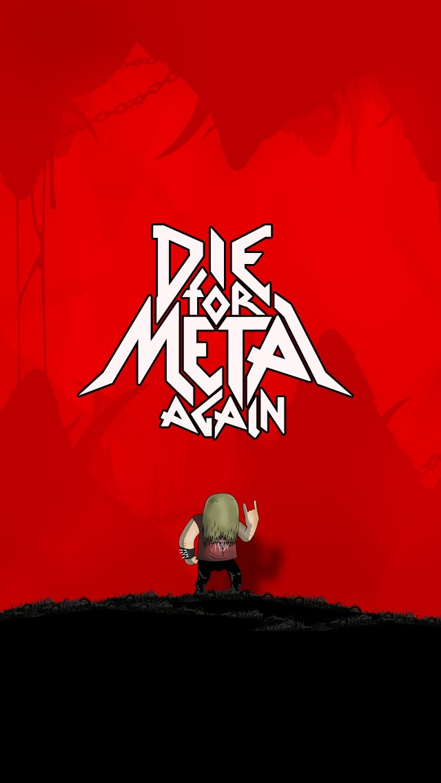 Heavy Metal Iphone Wallpaper 640x1136 Download Hd Wallpaper Wallpapertip
