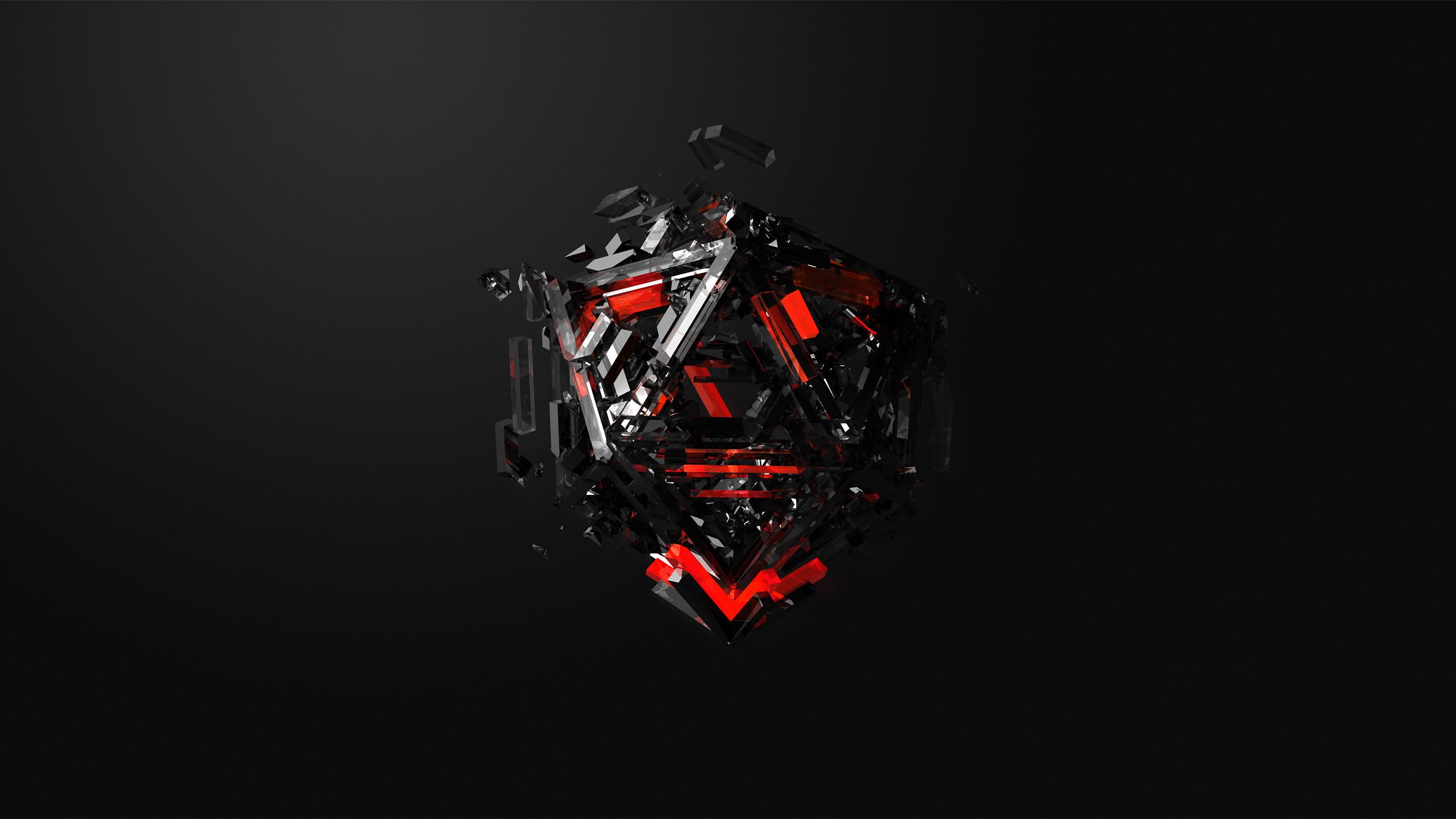 ジャスティン マラー壁紙赤 黒のグラフィック壁紙 2560x1440 Wallpapertip