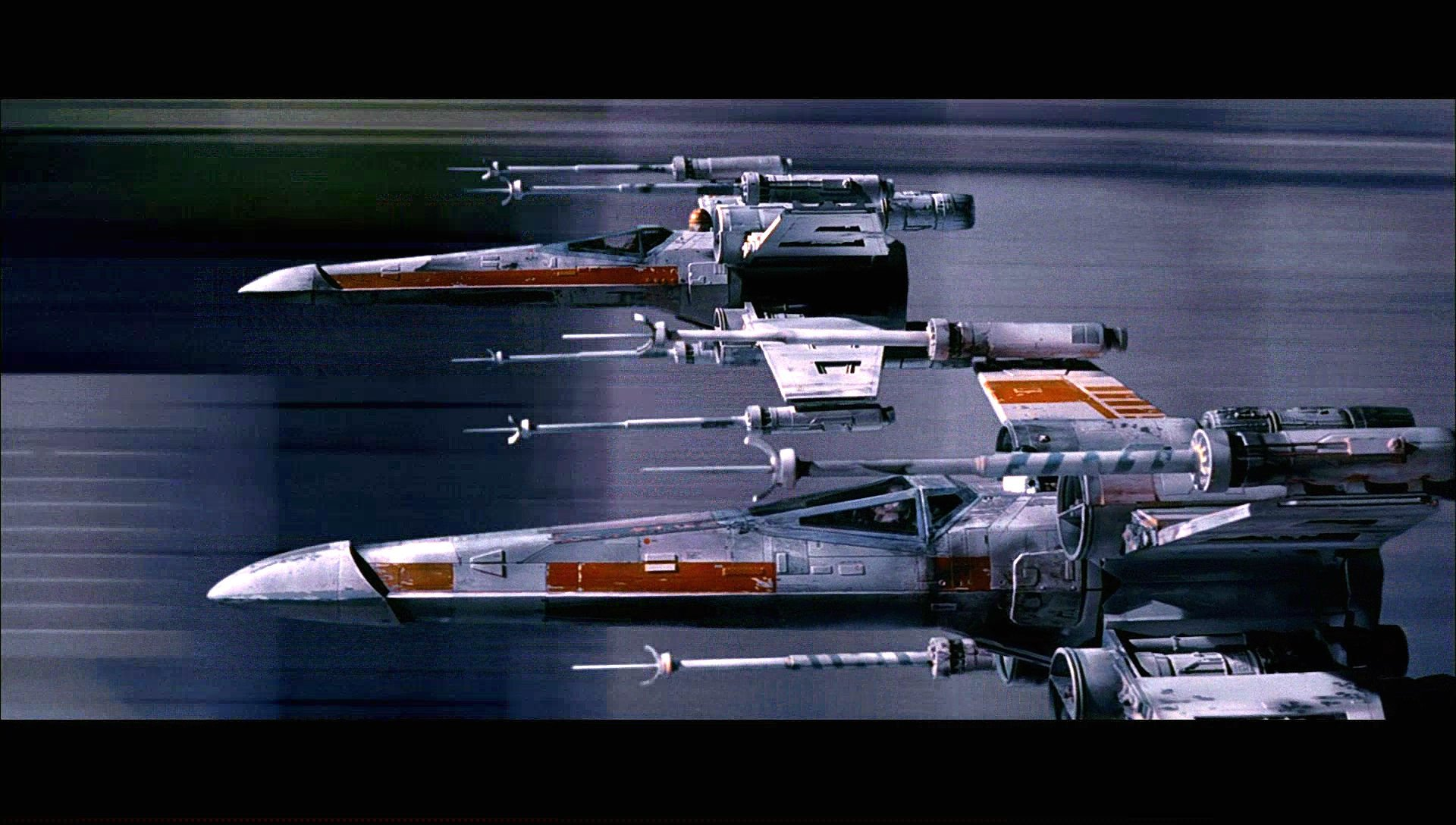 Star Wars X Wing Spaceship Futuristic Space Sci Fi Star Wars X Wing Trench 1920x1088 Download Hd Wallpaper Wallpapertip