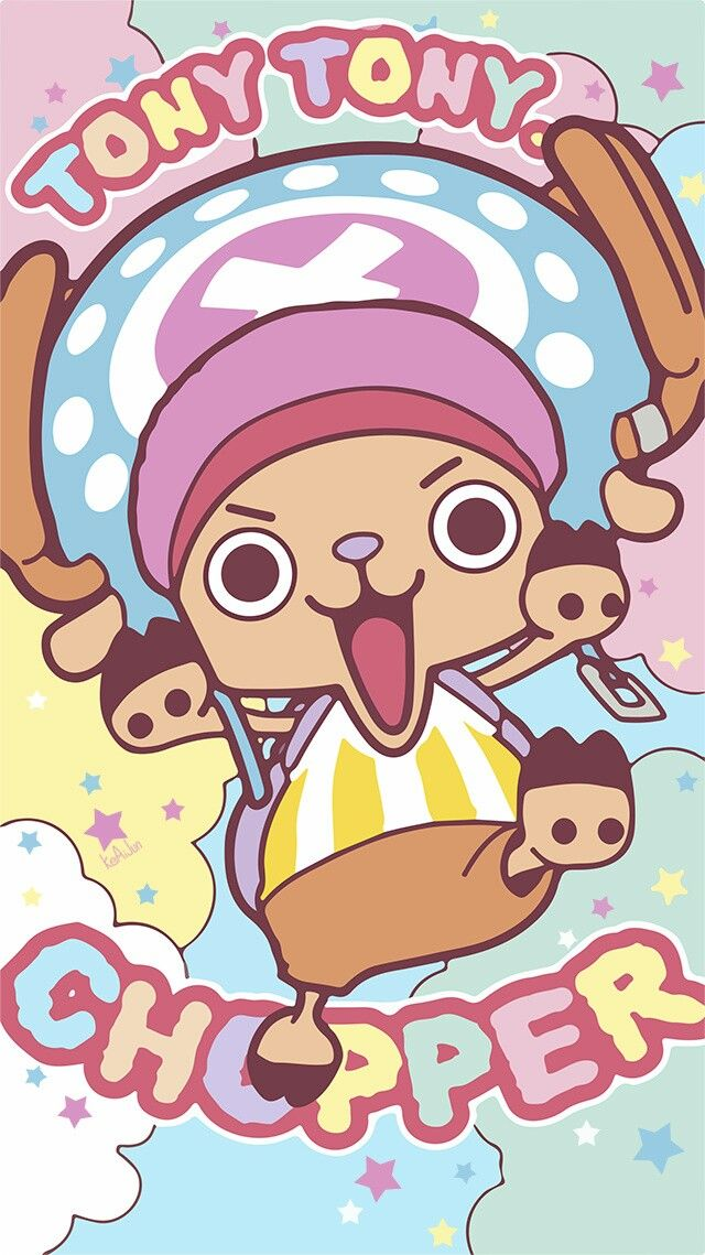 One Piece Wallpaper Iphone Chopper 640x1139 Download Hd Wallpaper Wallpapertip