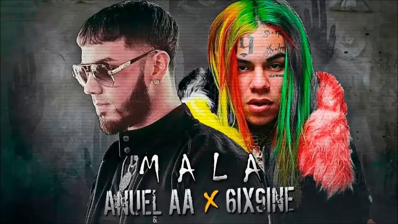 Bebe Anuel Aa 6ix9ine 1280x720 Download Hd Wallpaper Wallpapertip