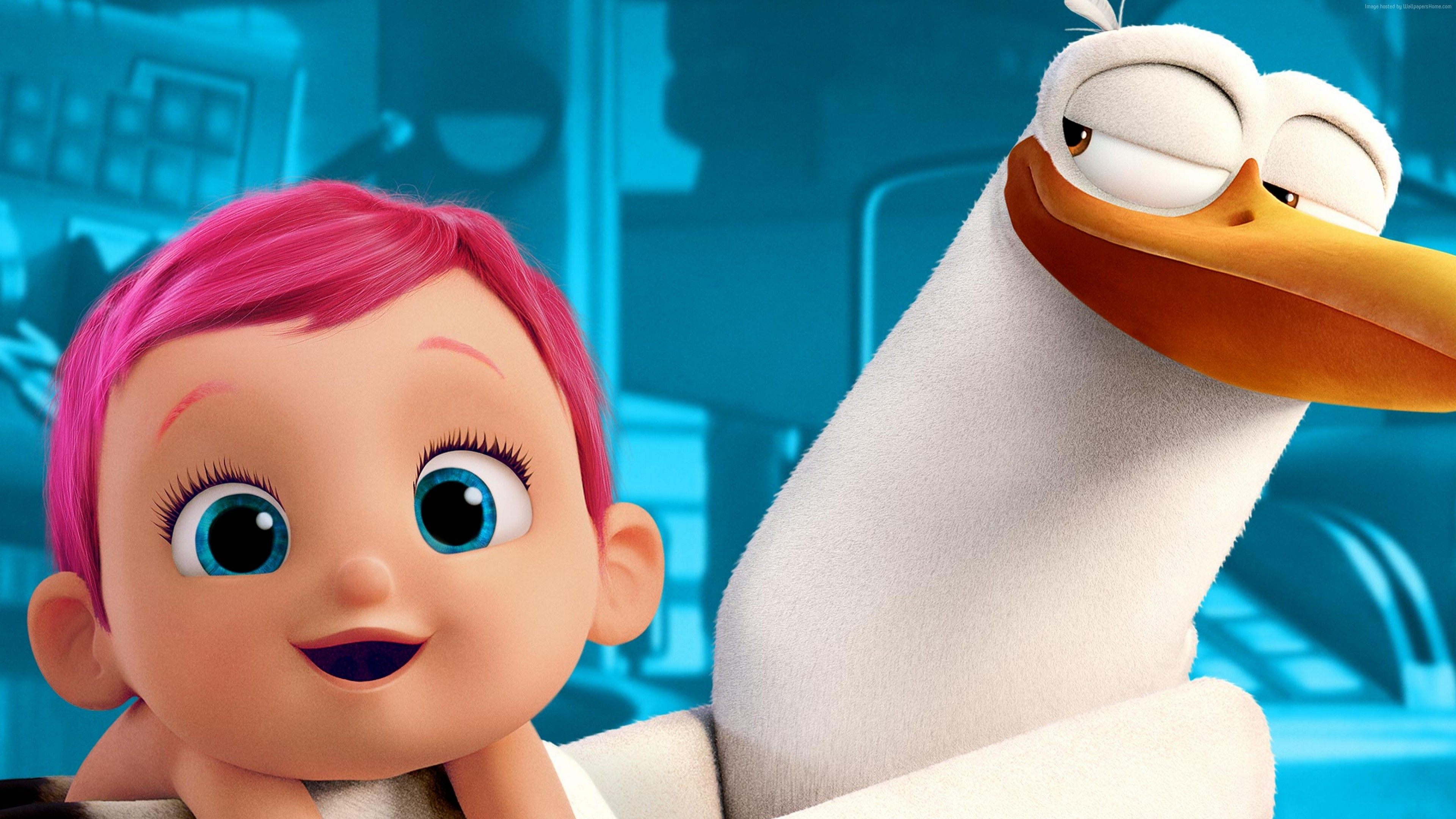 Animated Movies About Babies 3840x2160 Download Hd Wallpaper Wallpapertip