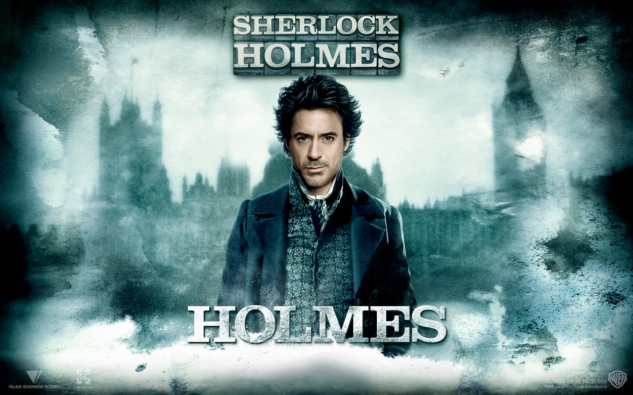 Sherlock Holmes Robert Downey Jr Film 1280x800 Download Hd Wallpaper Wallpapertip