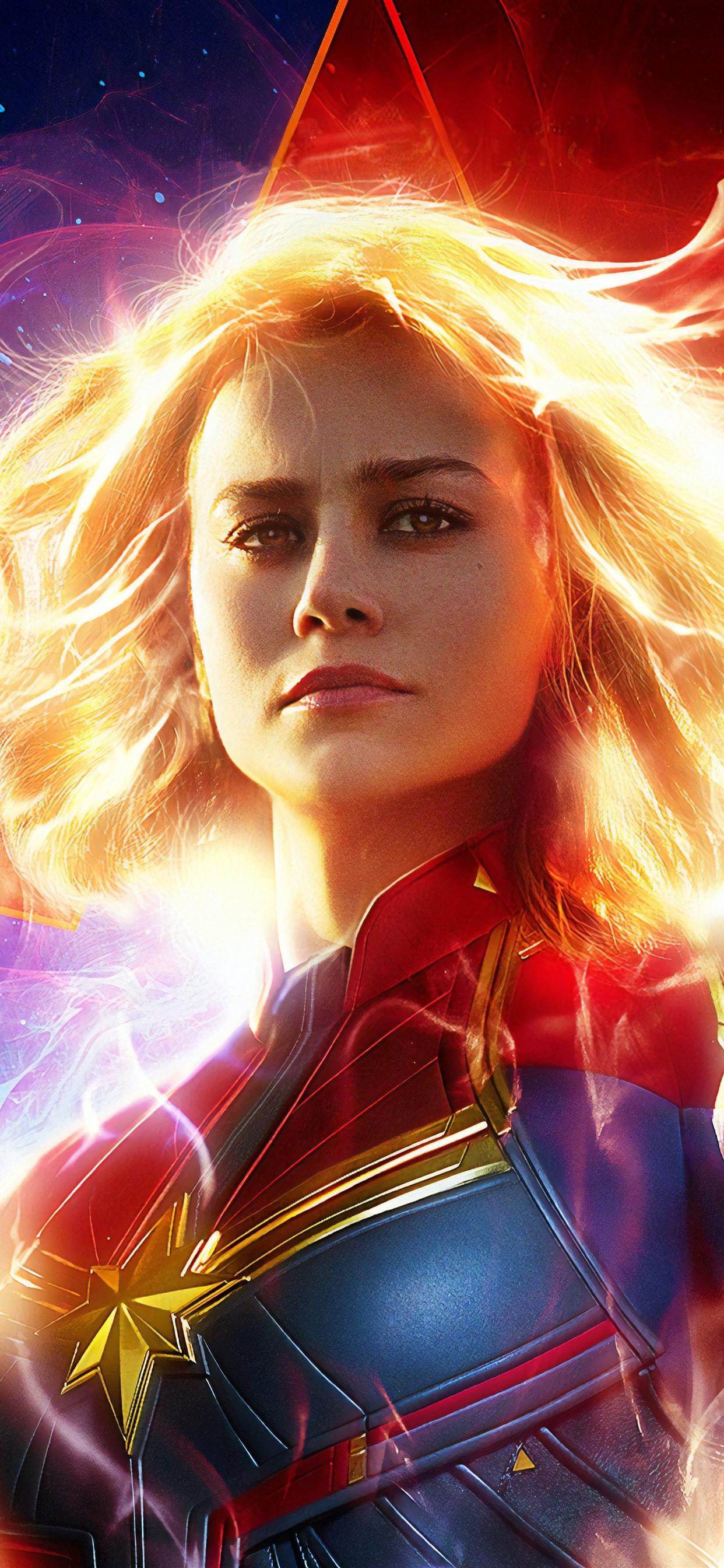 Iphone Xs Captain Marvel Backgrounds 1242x2688 Download Hd Wallpaper Wallpapertip