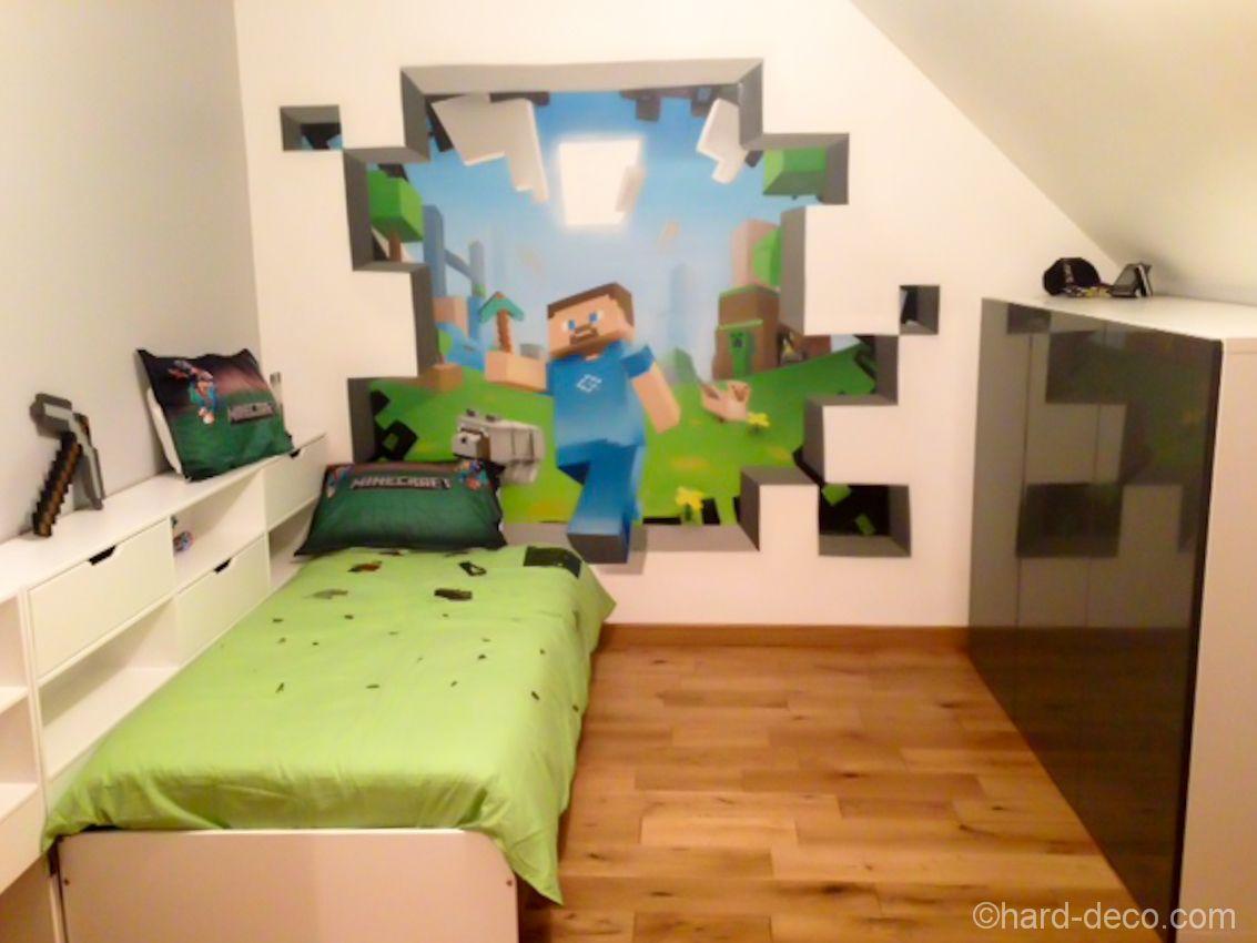 Deco Chambre Ado Geek - 16x16 - Download HD Wallpaper