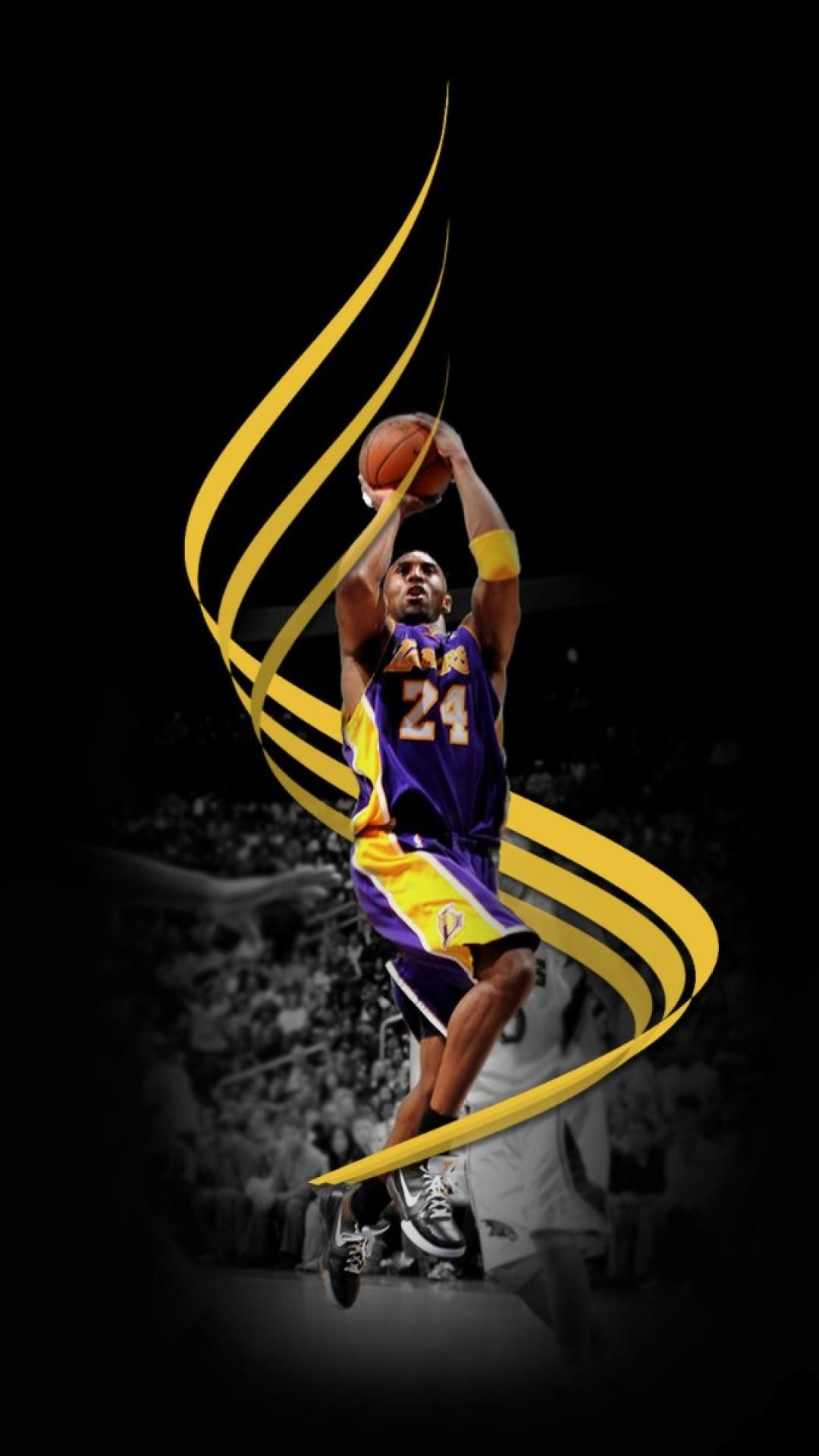 Kobe Bryant Lakers Wallpapers Hd Iphone 6 Plus Kobe Bryant Iphone 11 Case 1080x1920 Download Hd Wallpaper Wallpapertip