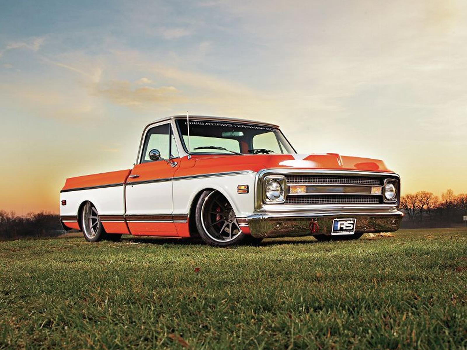 Classic Chevy Truck Wallpaper Old Chevy Truck 1600x1200 Download Hd Wallpaper Wallpapertip