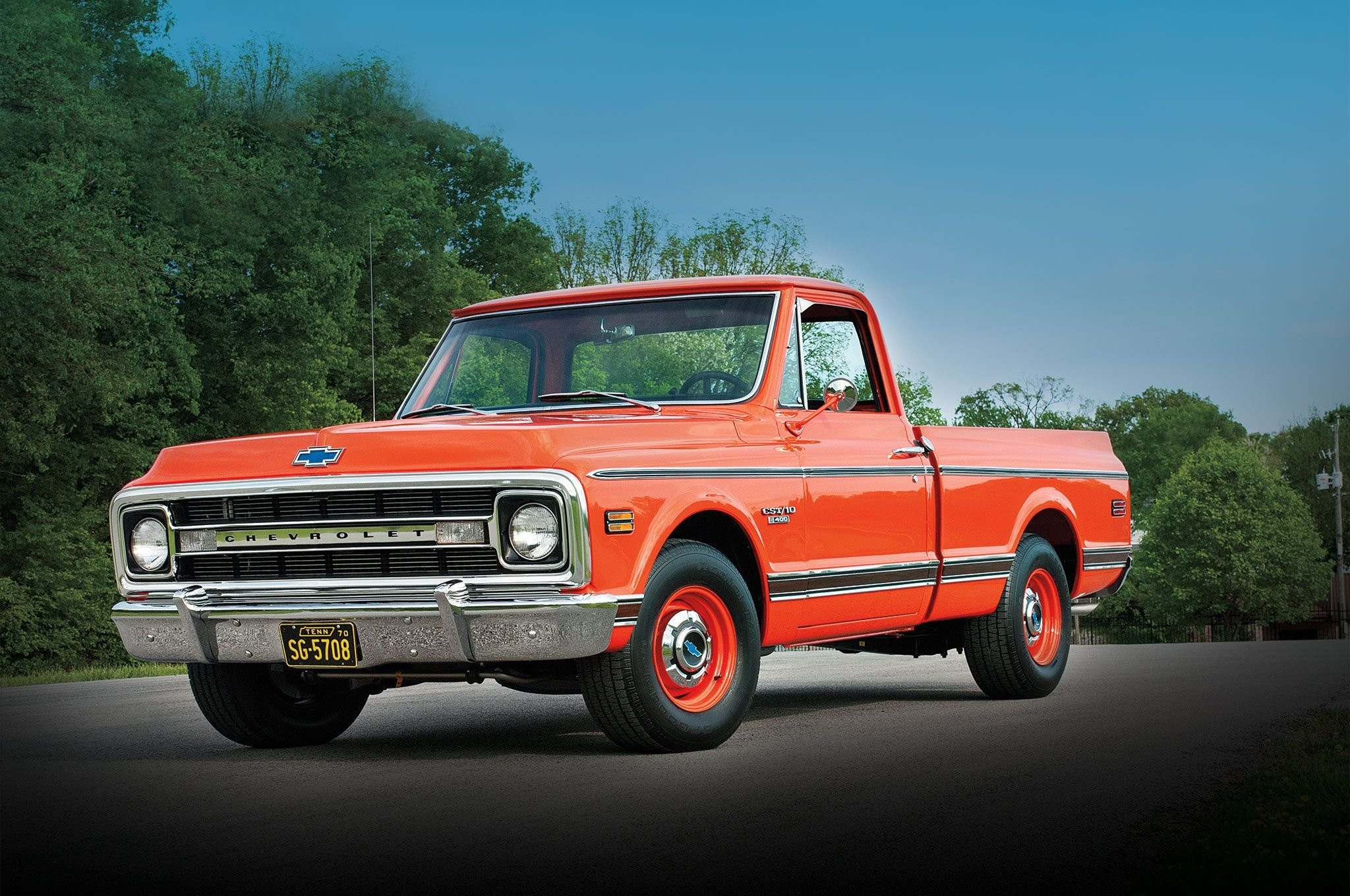 Classic Chevy Truck Wallpapers Old American Pickup Truck 2048x1360 Download Hd Wallpaper Wallpapertip