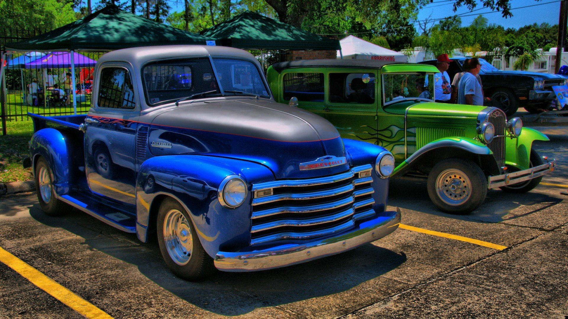 Vintage Chevy Truck Wallpaper Chevrolet Johnywheels Hot Classic Chevy Trucks 1920x1080 Download Hd Wallpaper Wallpapertip