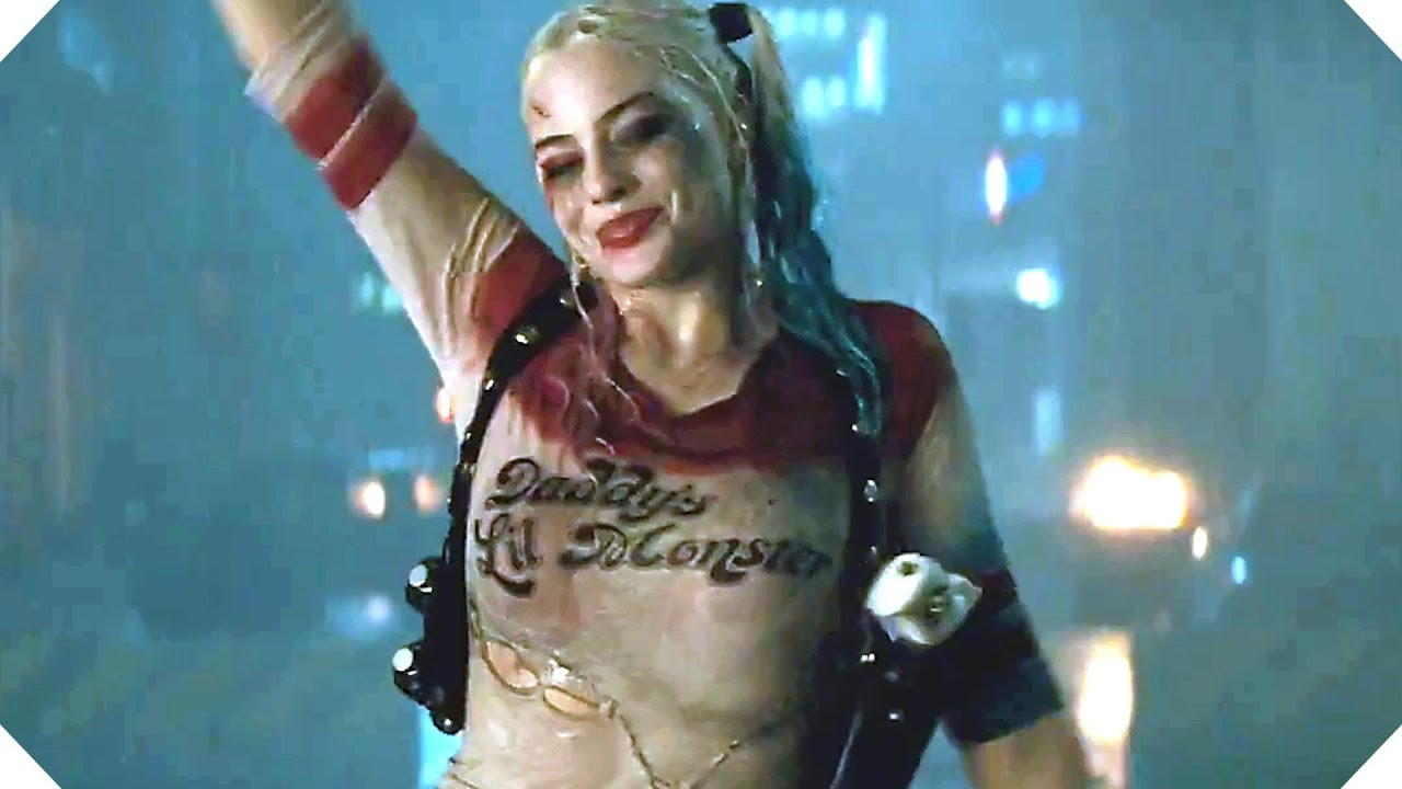 Margot Robbie Harley Quinn Wallpaper Hd 1280x720 Download Hd Wallpaper Wallpapertip