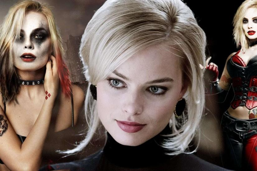 Hd Wallpaper Harley Quinn Suicide Squad 1080p Barbie Movie Margot Robbie 825x550 Download Hd Wallpaper Wallpapertip