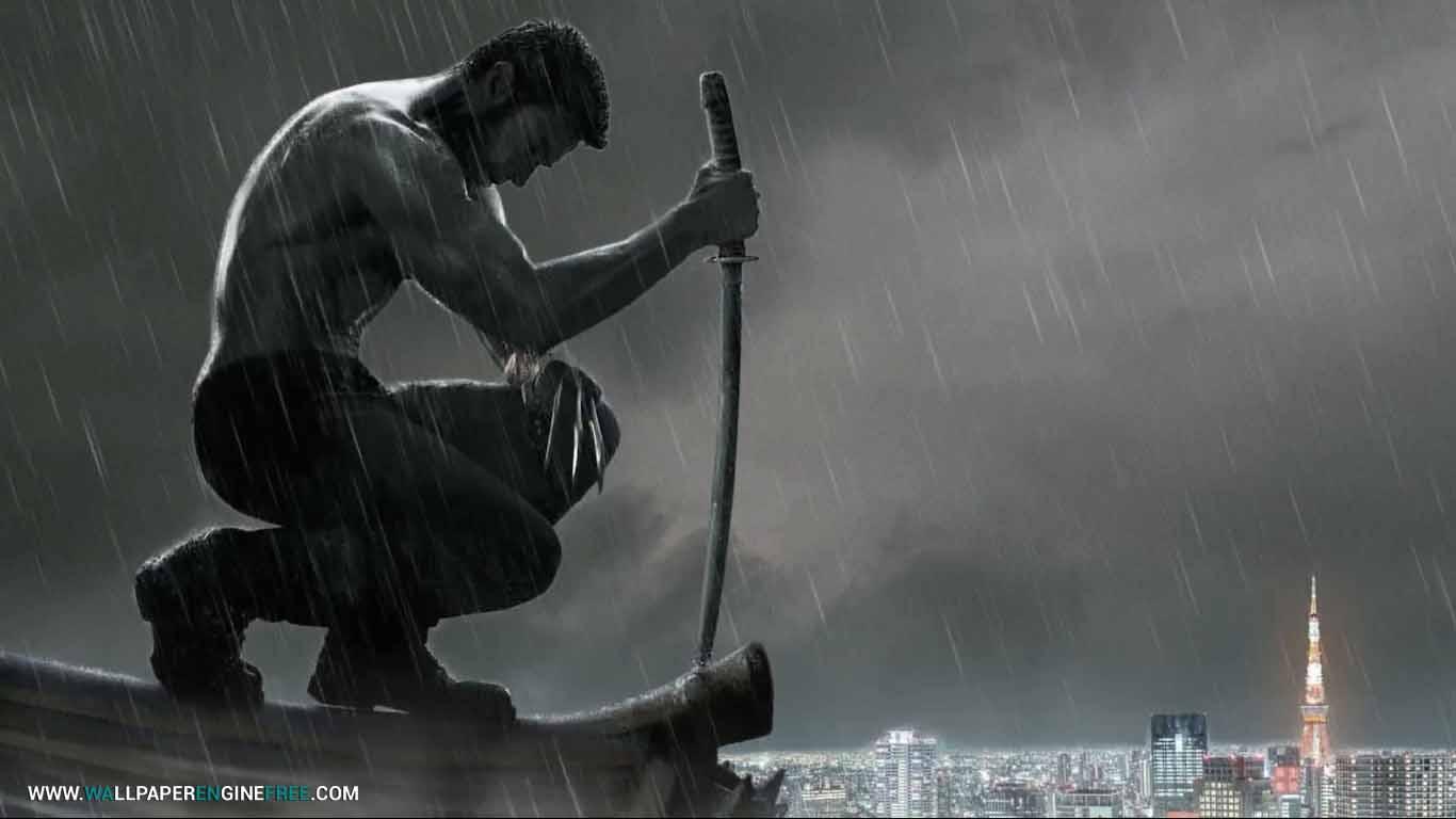 X Men Wolverine Wallpaper Engine Wolverine Wallpaper 4k For Pc 1366x768 Download Hd Wallpaper Wallpapertip