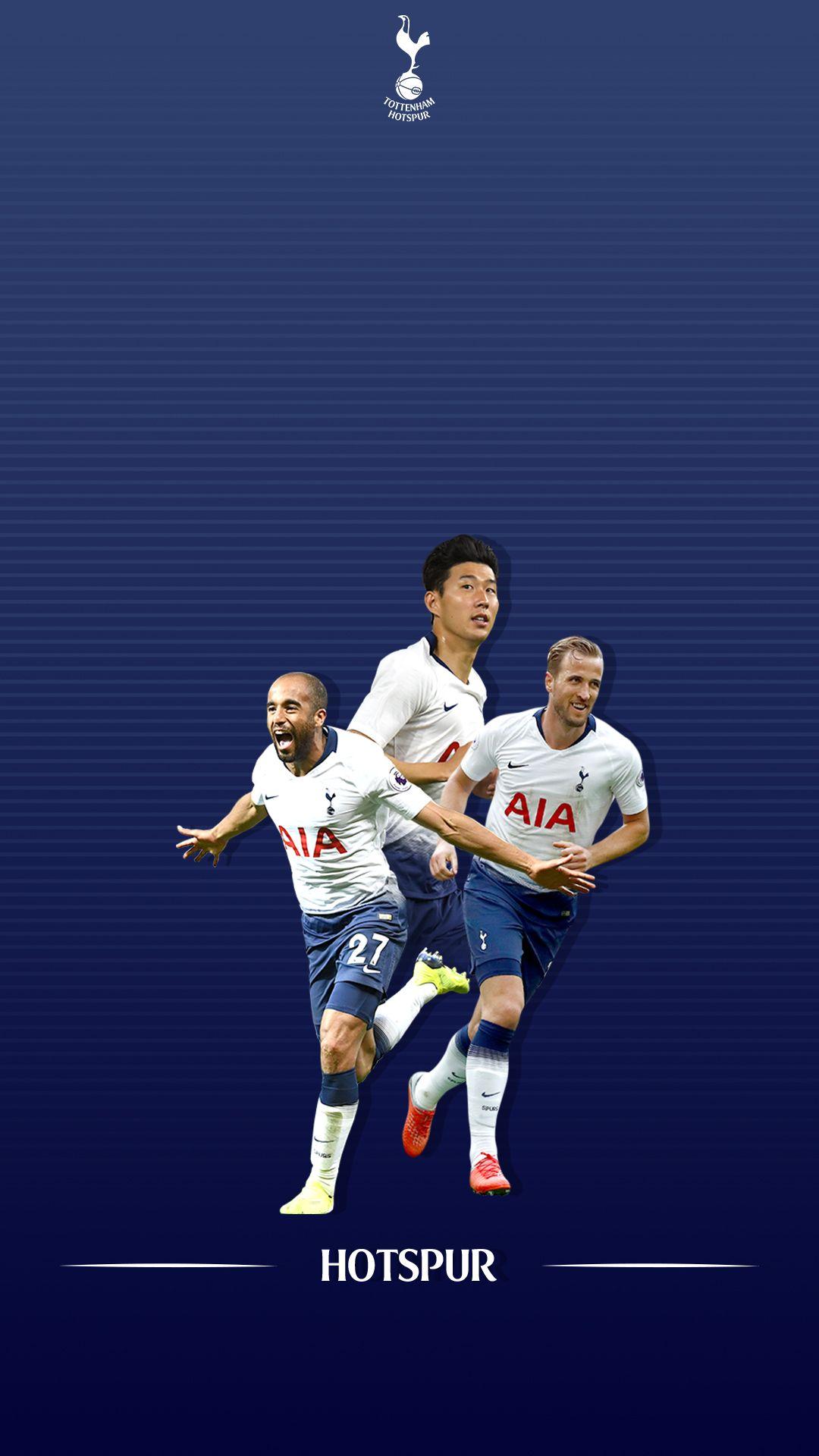 Tottenham Hotspur Fc Football Harry Kane Son Heung Son Heung Min Wallpaper 2019 1080x1920 Download Hd Wallpaper Wallpapertip