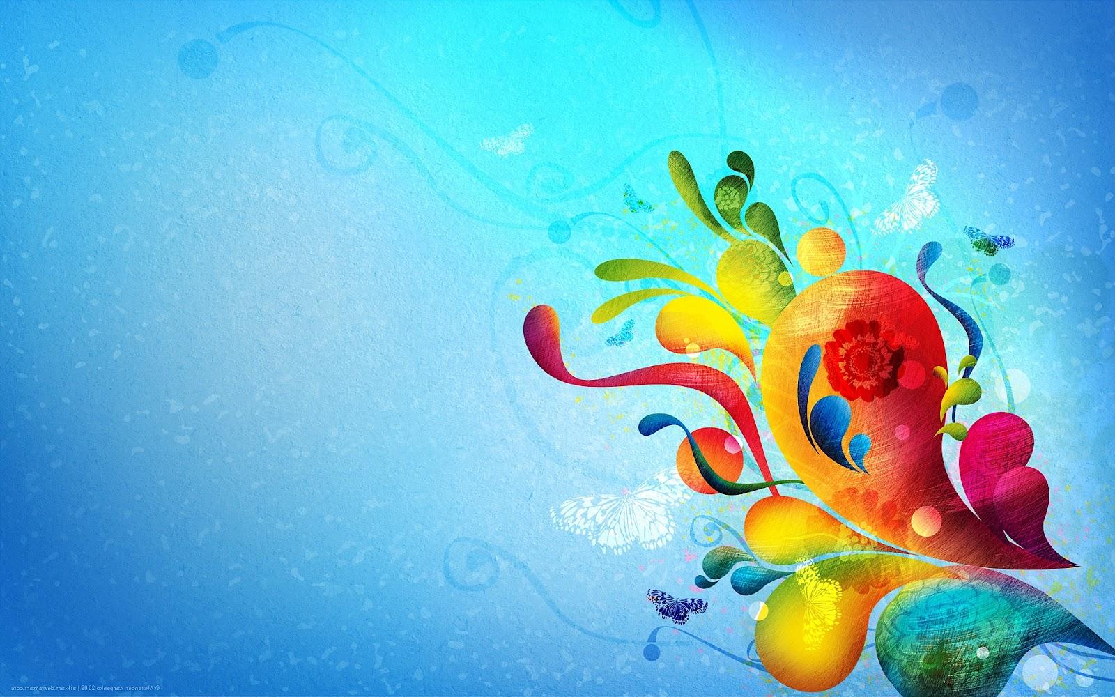 カラーフル画像hd かわいいpcの壁紙 1600x1000 Wallpapertip