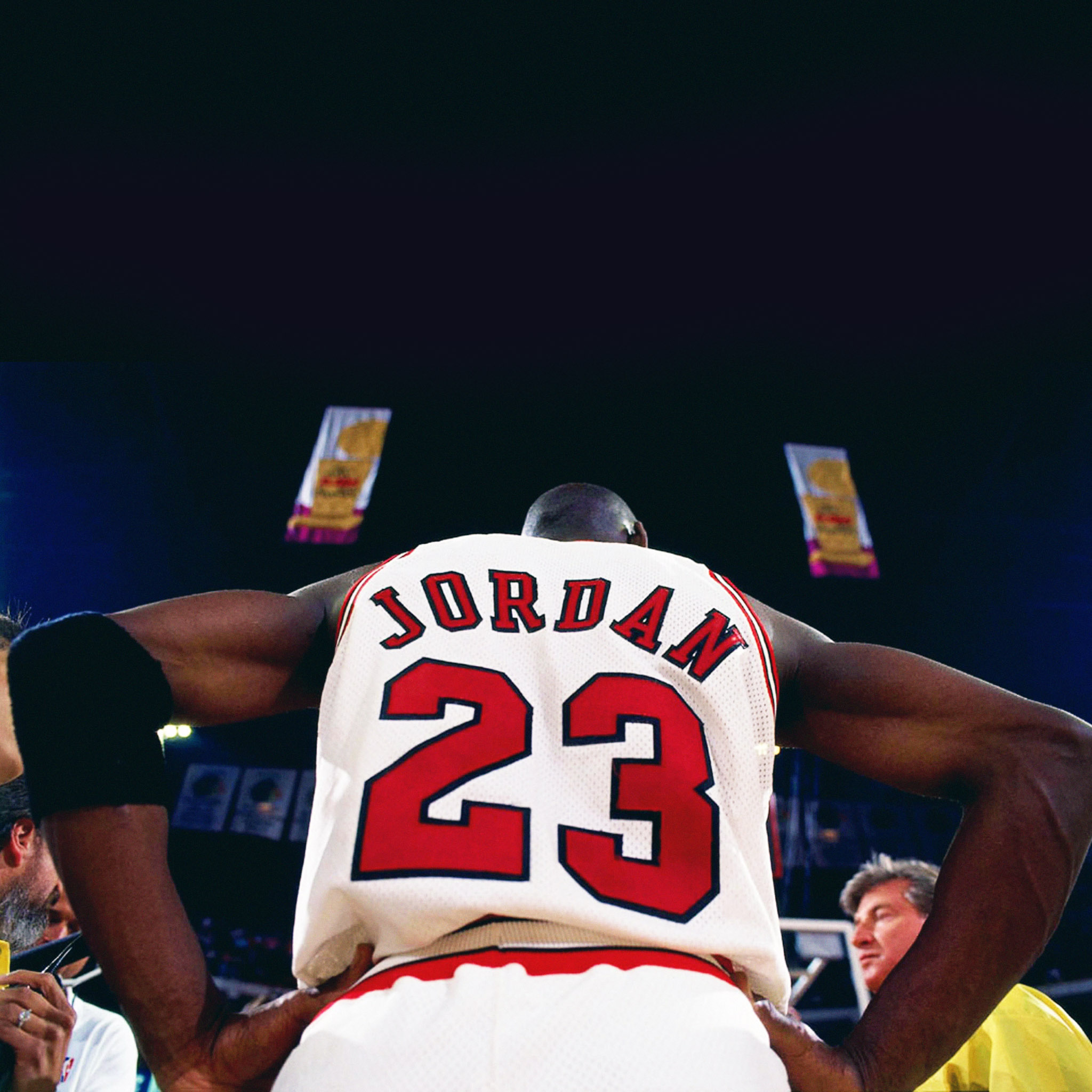 por otra parte, Meandro difícil de complacer  Parallax Hd Iphone Ipad Wallpaper - Michael Jordan Fondo De Pantalla -  2048x2048 - Download HD Wallpaper - WallpaperTip