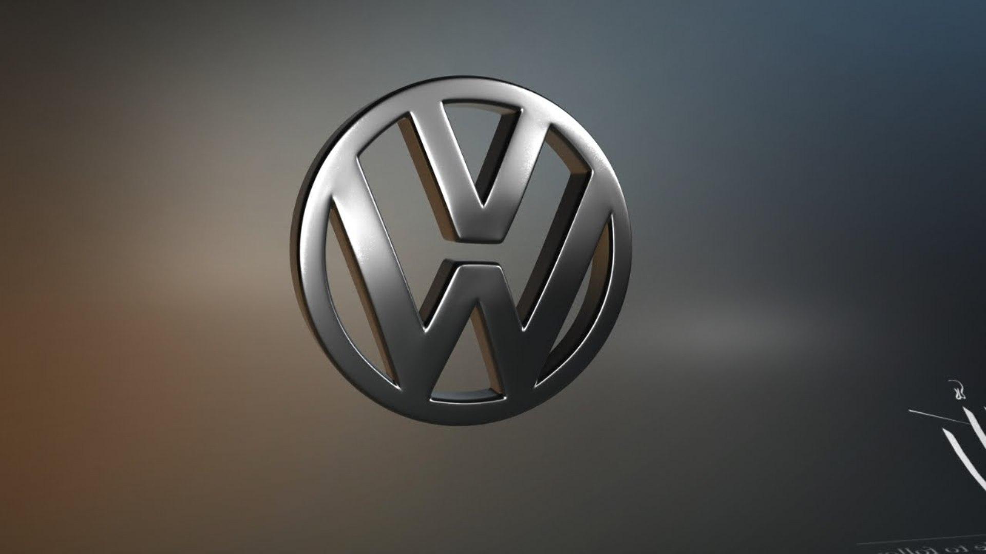 Volkswagen Logo Iphone Wallpaper Vw Logo 1920x1080 Download Hd Wallpaper Wallpapertip