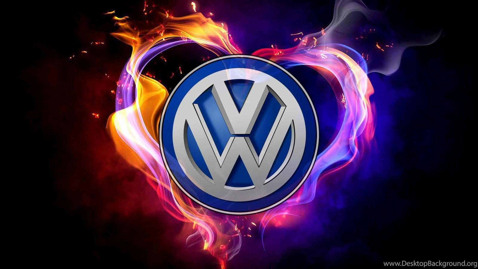 Fondo De Pantalla Del Logo De Volkswagen 4k Vw Logo Fondo De Pantalla 1600x900 Wallpapertip