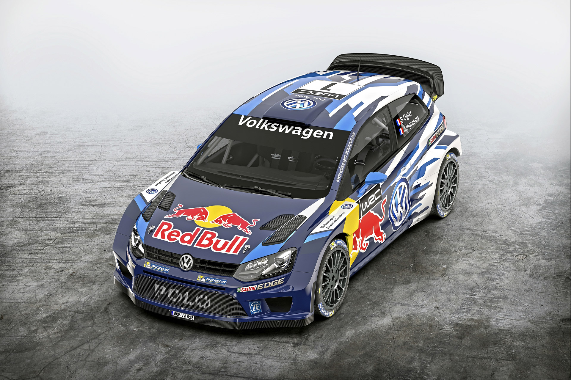 Vw Polo R Wrc 1920x1278 Download Hd Wallpaper Wallpapertip
