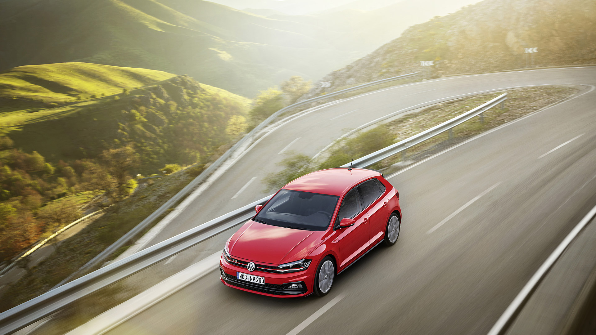 Volkswagen Polo Wallpaper 1920x1080 Download Hd Wallpaper Wallpapertip