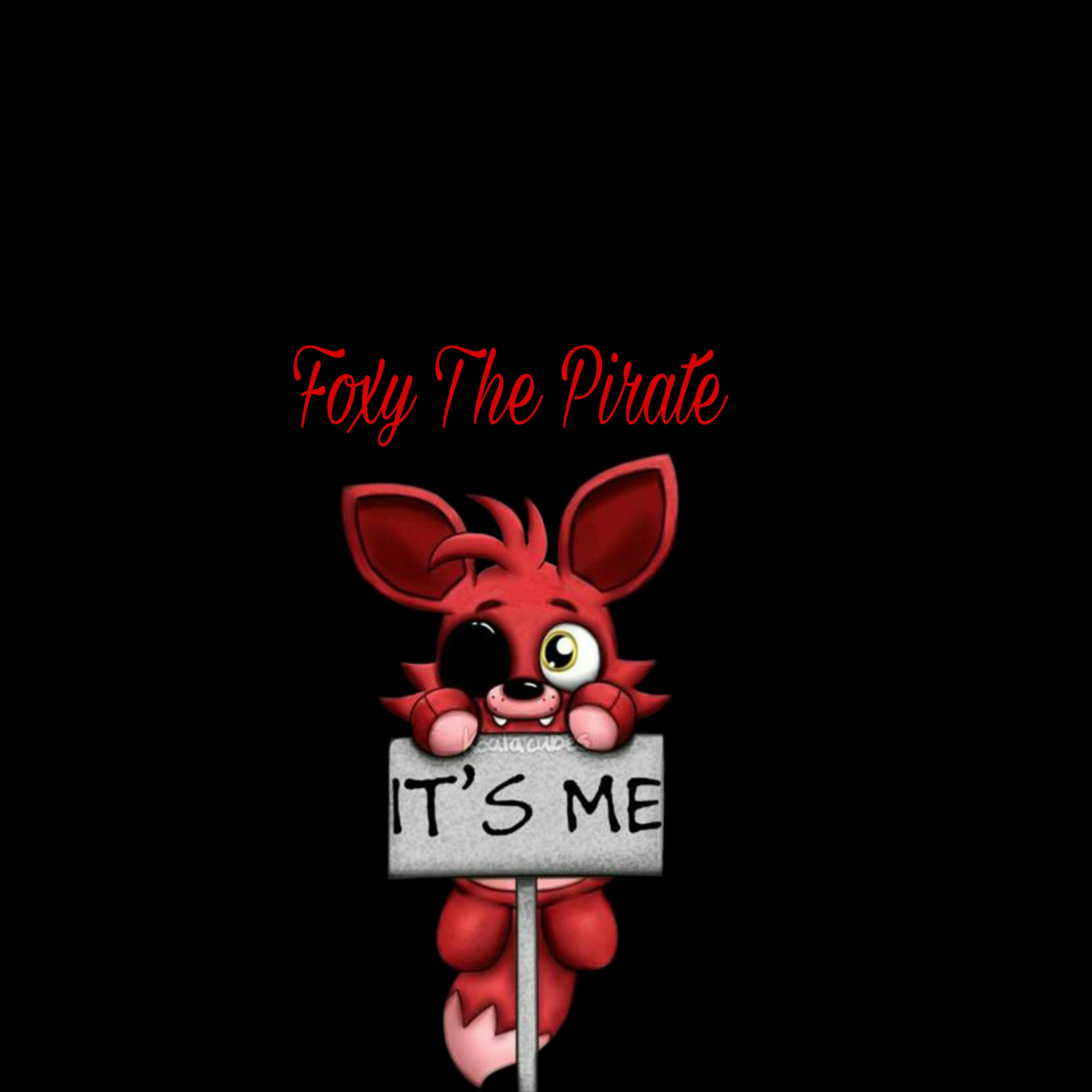 Foxythepirate Fnaf Wallpaper Fnaf Foxy It S Me 2289x2289 Download Hd Wallpaper Wallpapertip