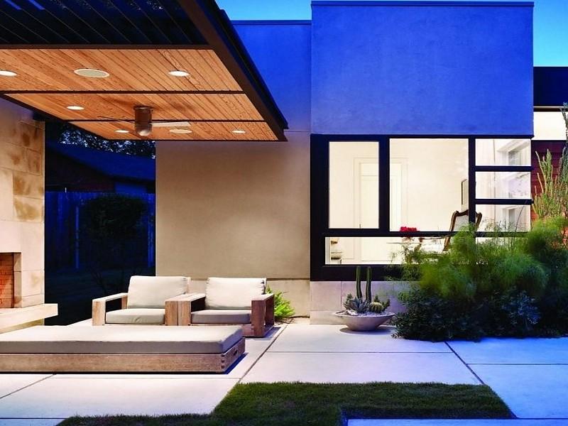 Modern House Wallpaper - 800x600 - Download HD Wallpaper - WallpaperTip