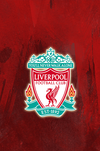 Liverpool Iphone Wallpaper Liverpool Logo For Iphone 320x480 Download Hd Wallpaper Wallpapertip