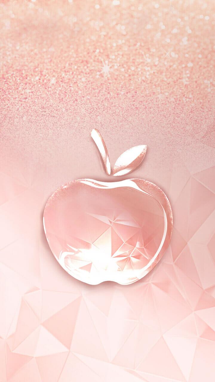 Rose Gold Wallpaper Cute - 720x1280 - Download HD Wallpaper - WallpaperTip