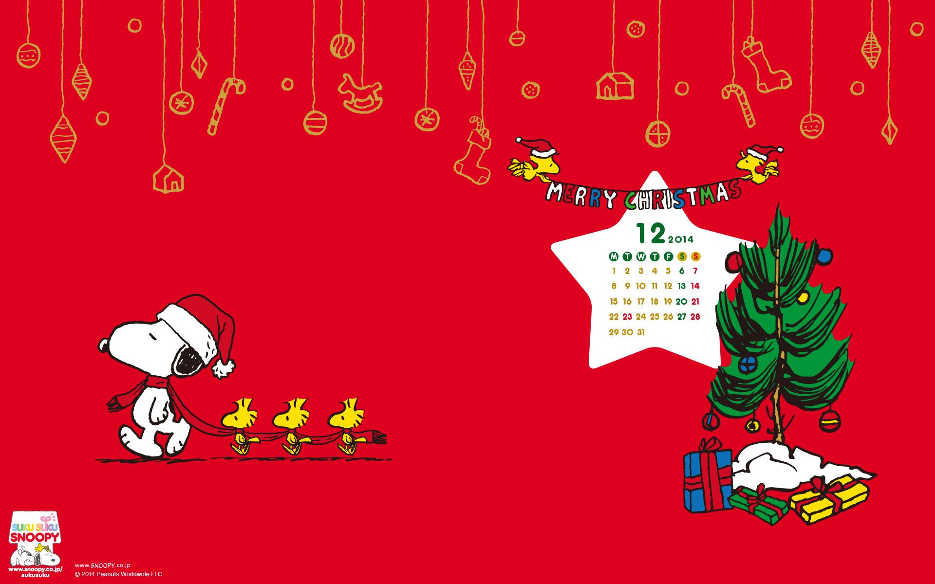 スヌーピー壁紙クリスマス スヌーピークリスマス壁紙 1920x1200 Wallpapertip