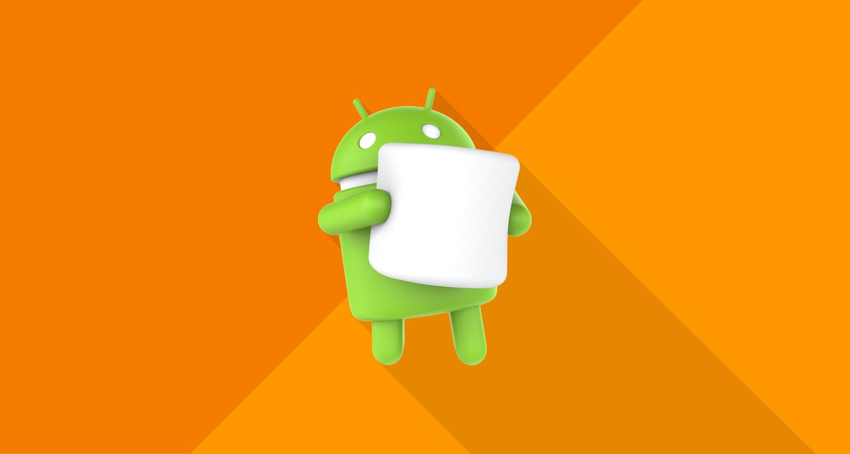 マシュマロ壁紙androidロゴ Android 6 0の壁紙 1500x800 Wallpapertip