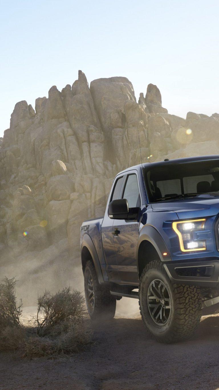 Ford F150 Raptor Wallpaper Iphone 768x1365 Download Hd Wallpaper Wallpapertip