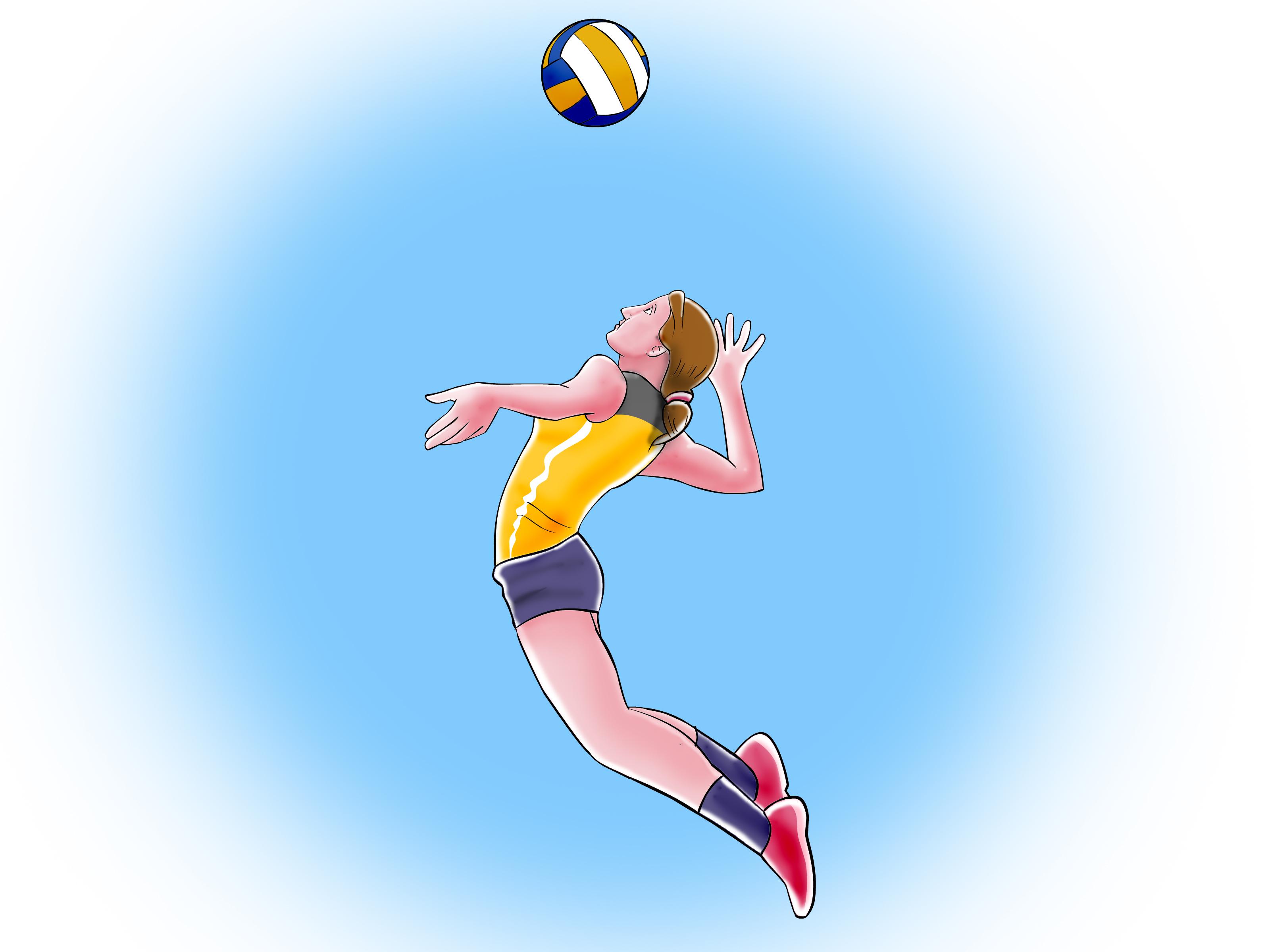 Volleyball Photos Hd 4k 3200x2400 Download Hd Wallpaper Wallpapertip