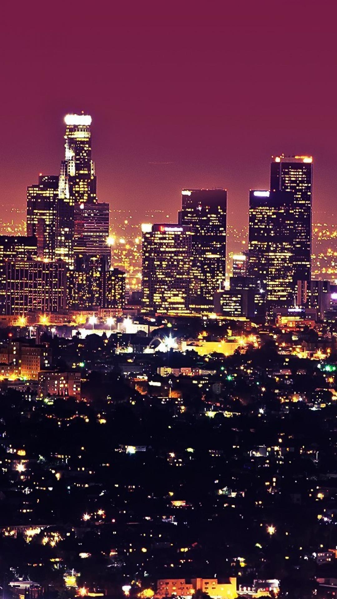 ロサンゼルス壁紙4k ロサンゼルスの携帯電話の壁紙 1080x19 Wallpapertip