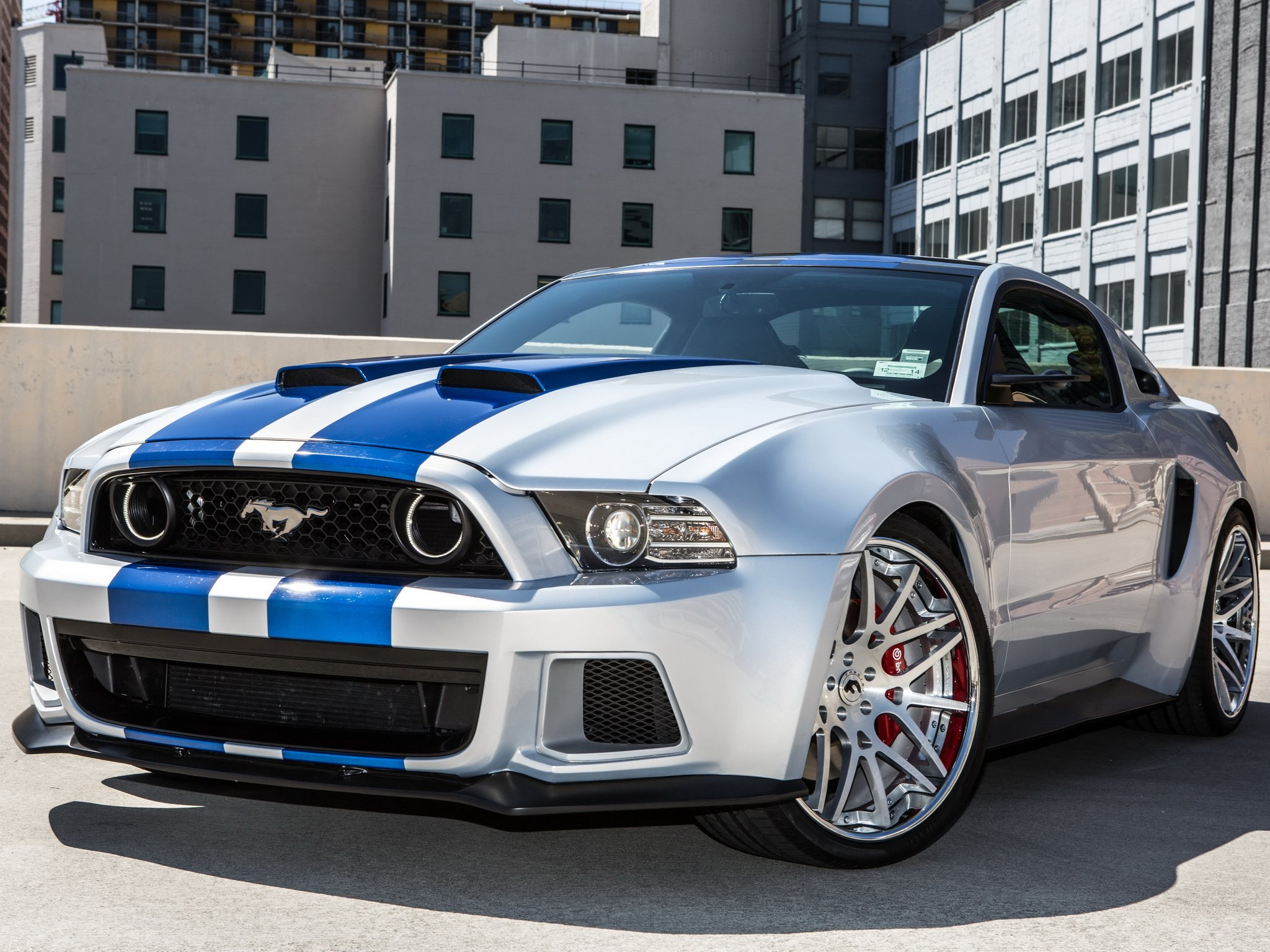 mustang gt need for speed movie