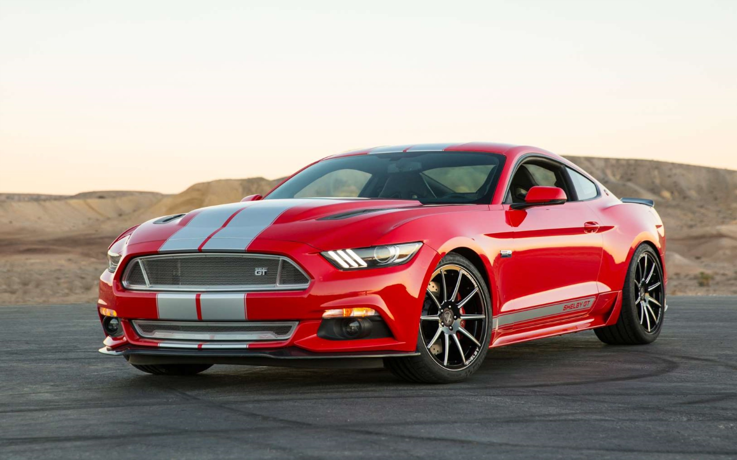 2015 Ford Mustang Shelby Wallpaper