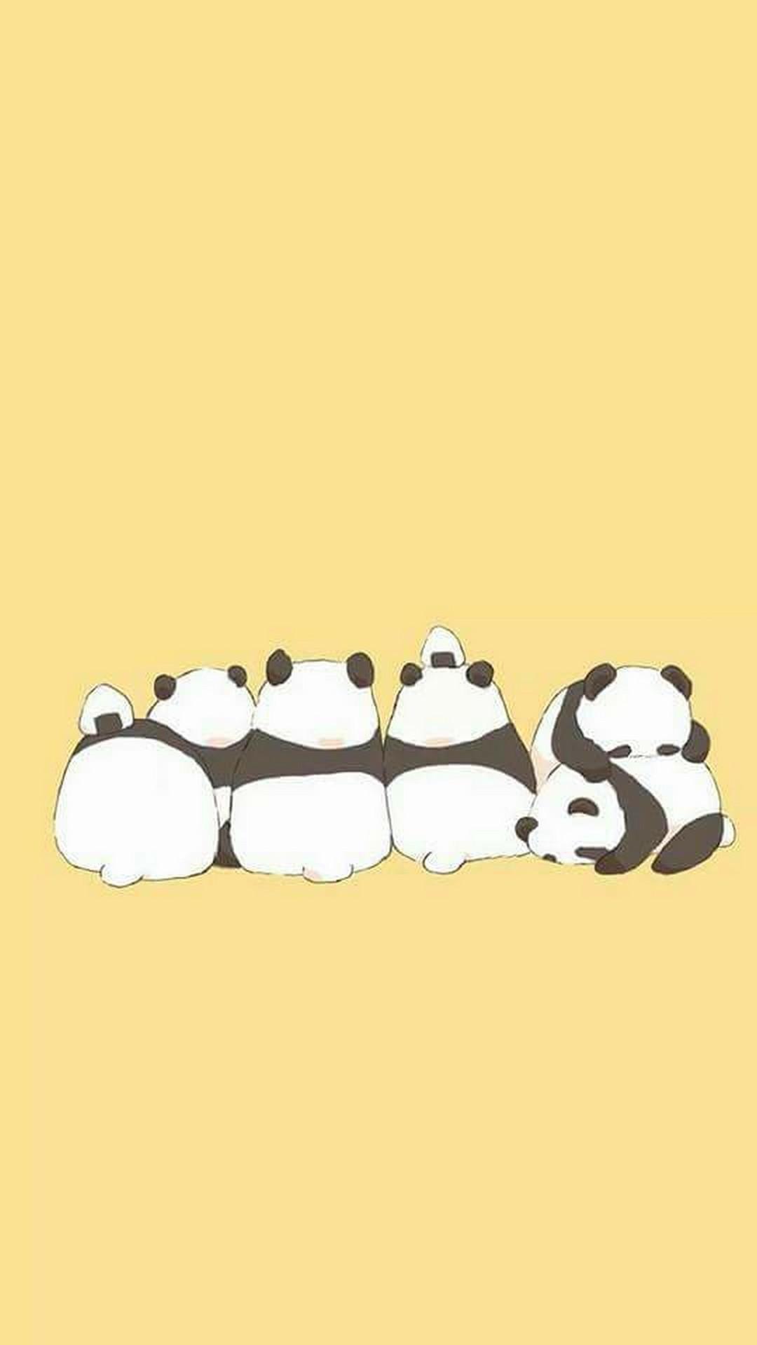 Panda Hd Wallpapers For Mobile Panda Wallpaper Ipad Cute 1080x1920 Download Hd Wallpaper Wallpapertip
