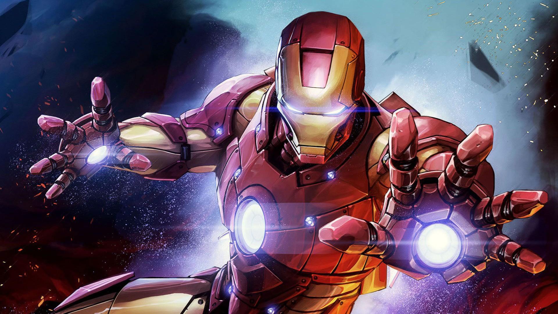 アイアンマンアート壁紙iphone スーパーヒーローの壁紙のhd 19x1080 Wallpapertip