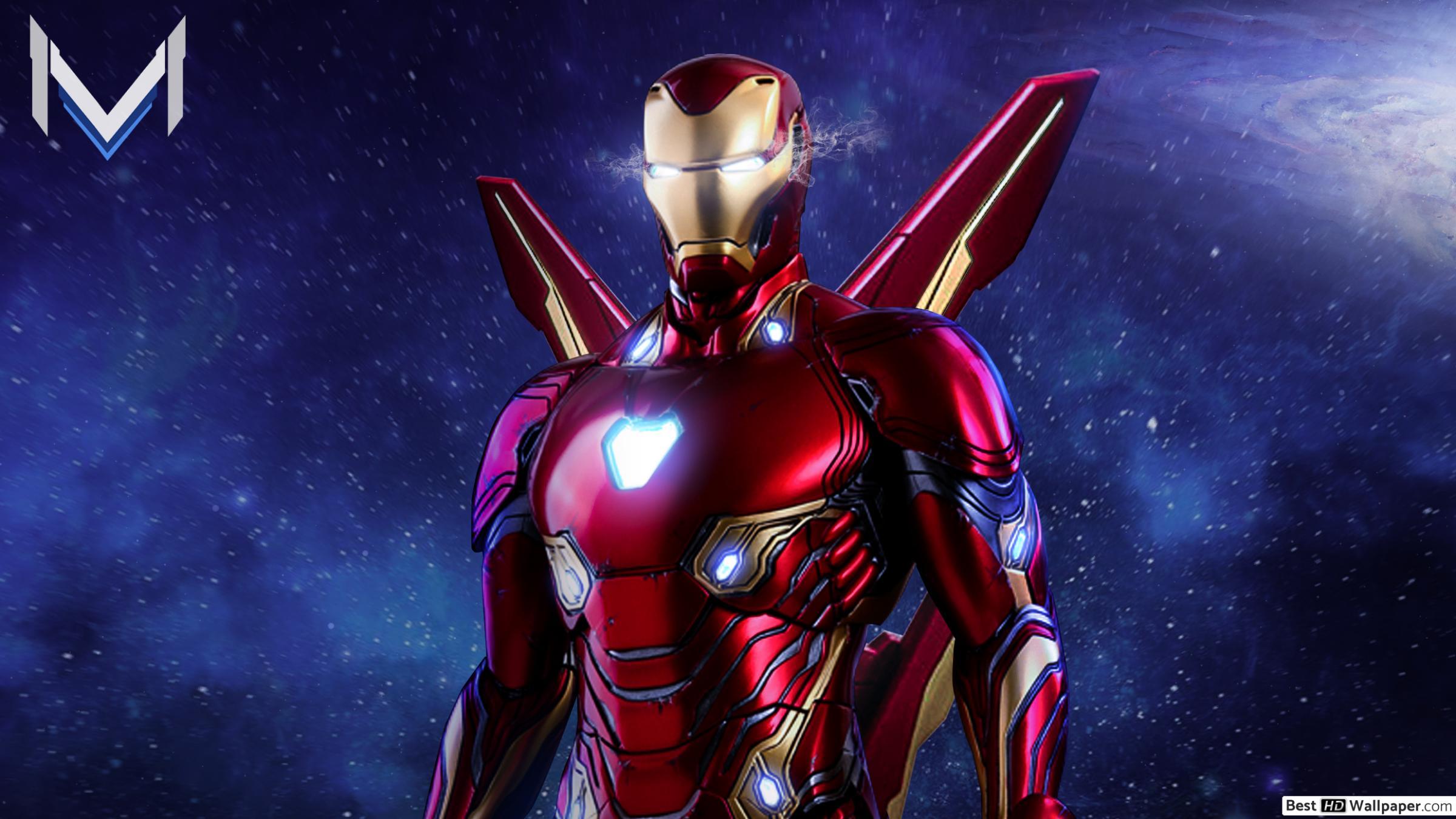 Iron Man Infinity War Hd 2400x1350 Download Hd Wallpaper Wallpapertip