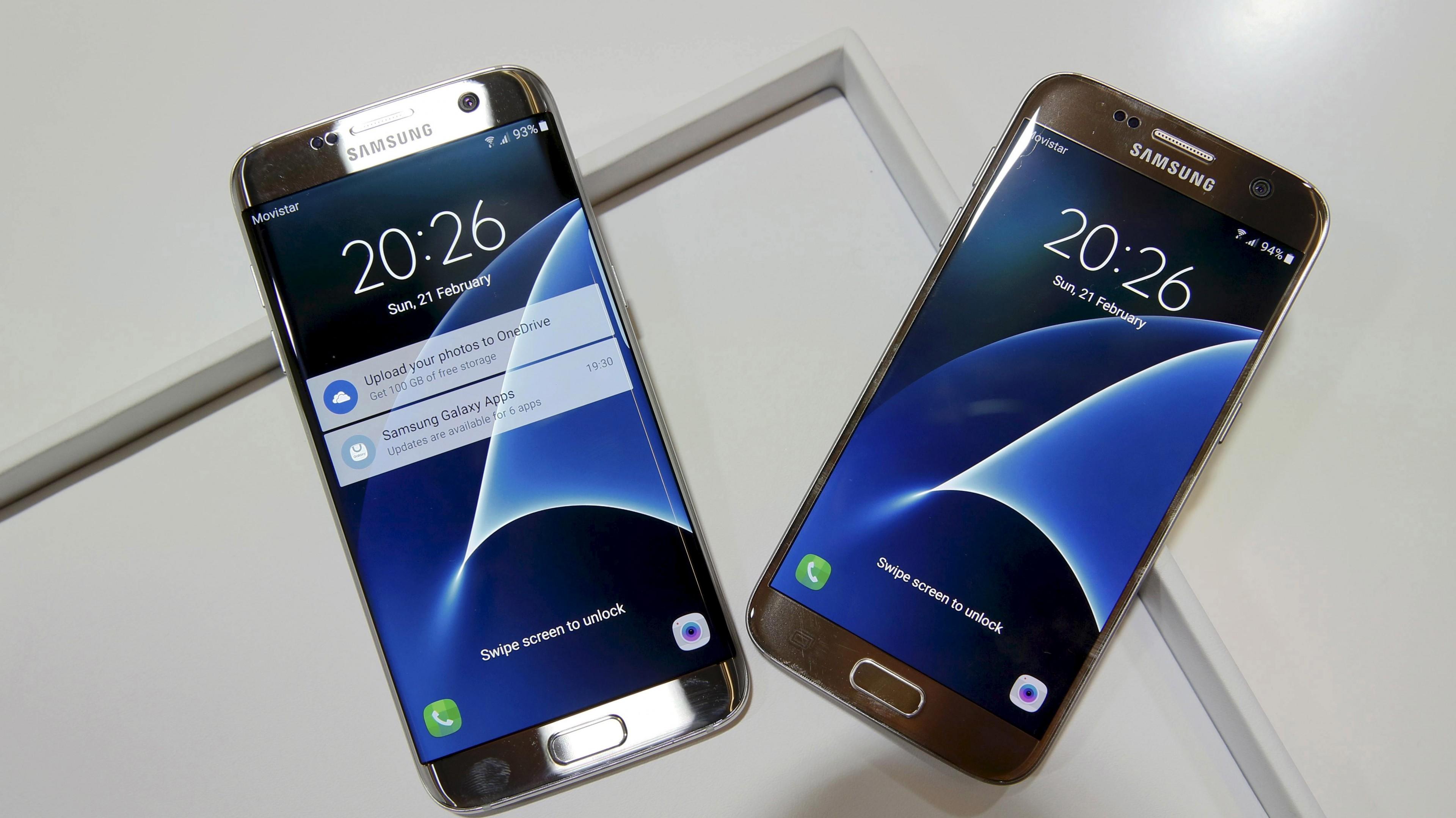 Samsung Galaxy S7 Edge 3840x2160 Download Hd Wallpaper Wallpapertip