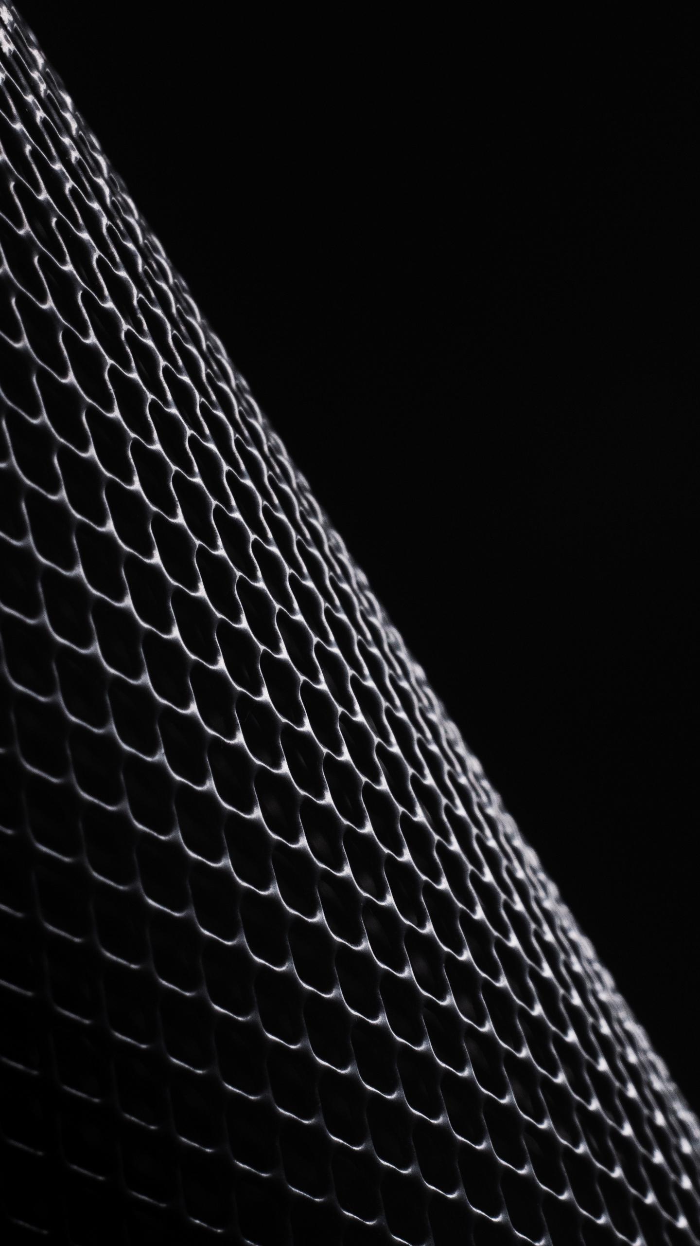 Wallpaper Mesh Structure Surface Dark Black Samsung Galaxy Edge Black 1440x2560 Download Hd Wallpaper Wallpapertip