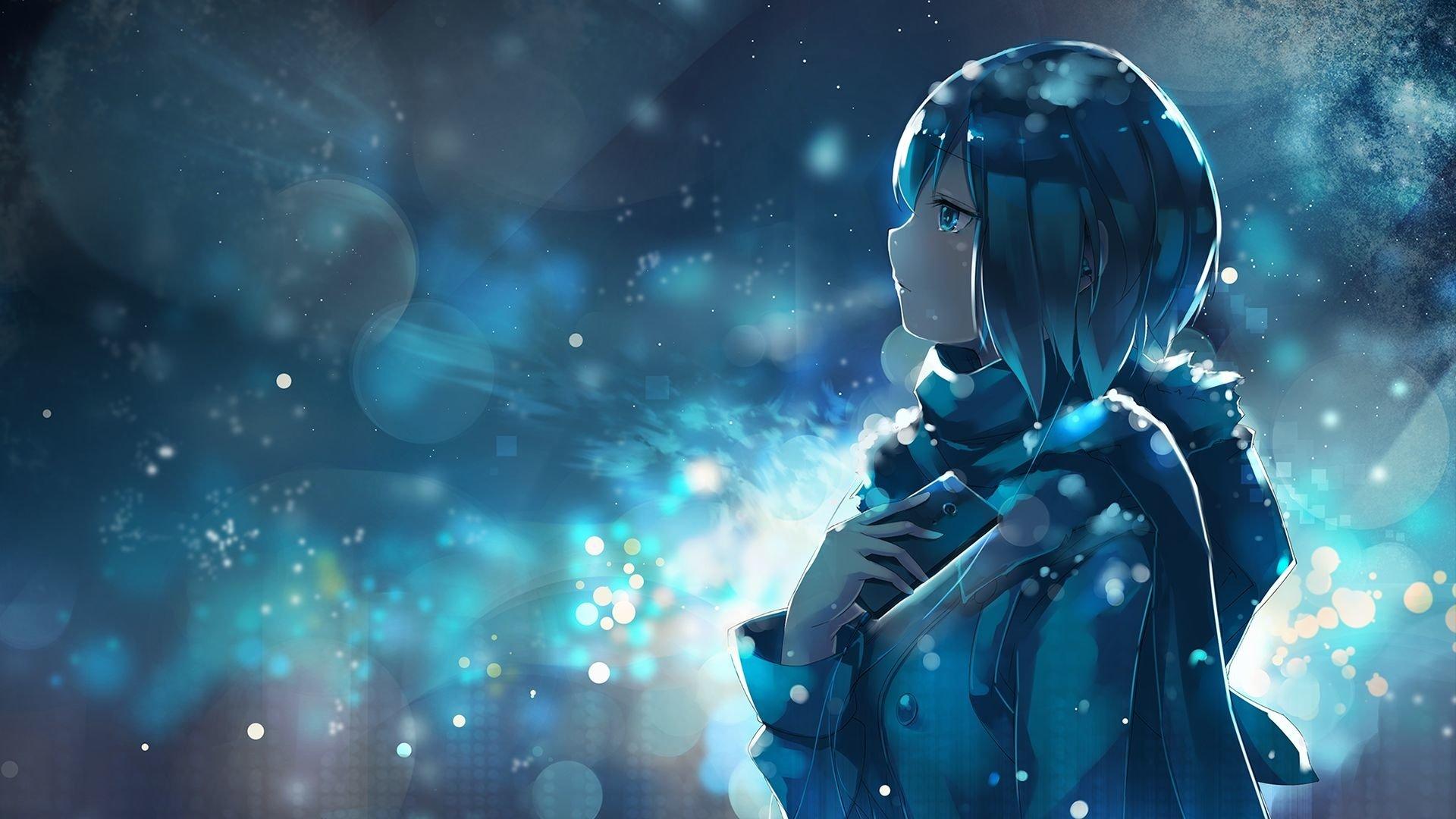 美しいアニメ壁紙のhd 悲しい少女の壁紙 19x1080 Wallpapertip