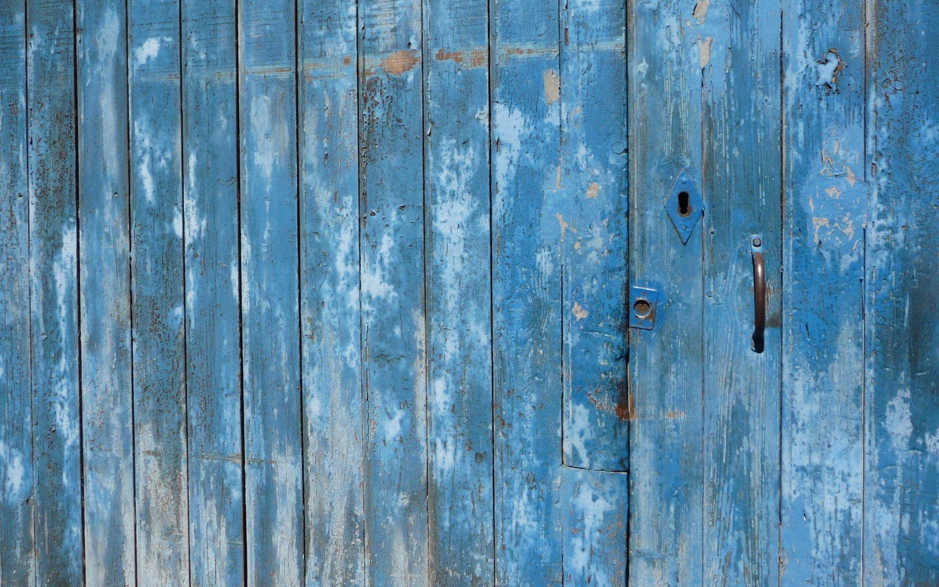 デスクトップ用の木目調壁紙 青い木の壁紙 19x10 Wallpapertip